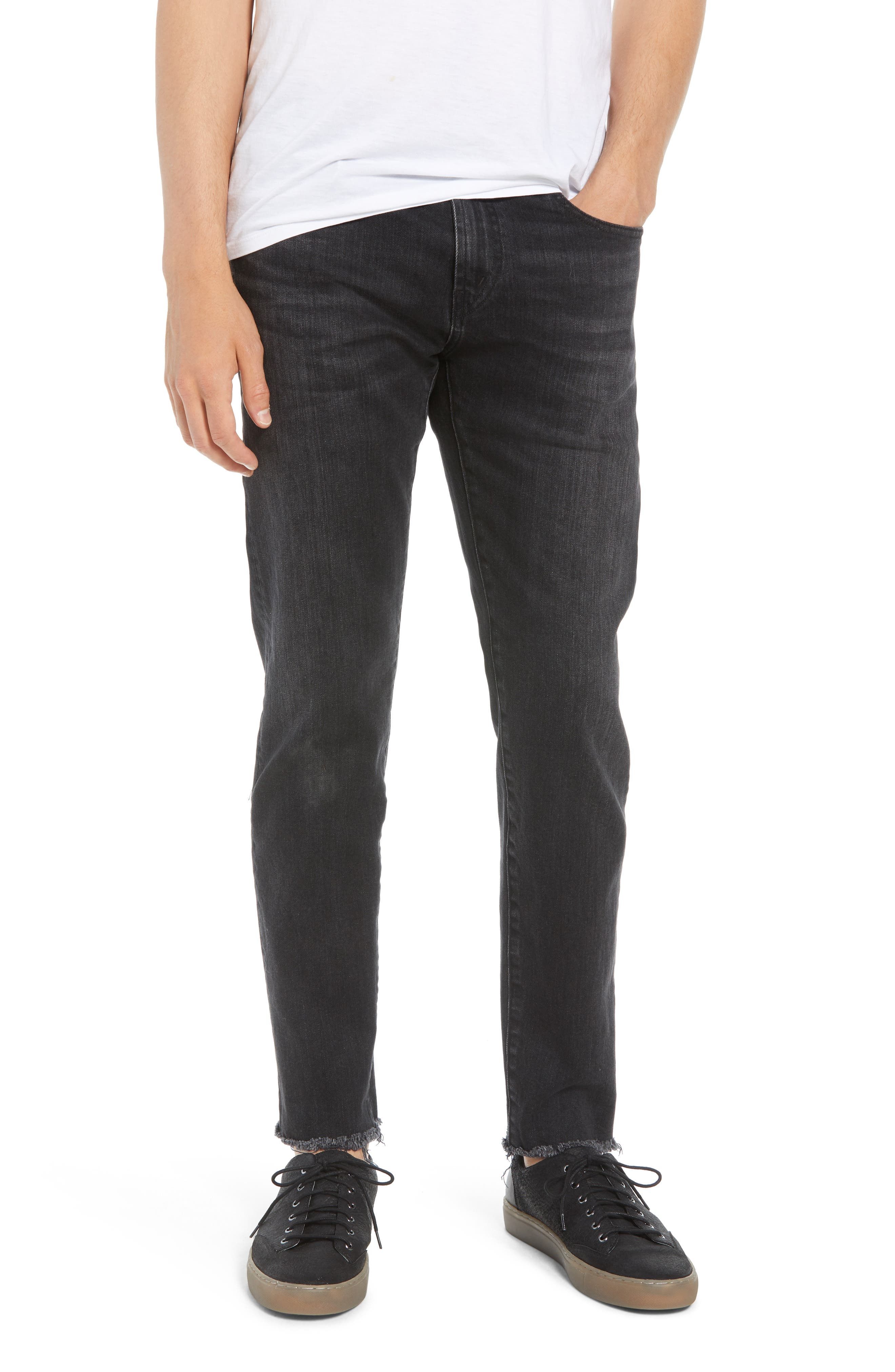 Eli Tapered Fit Jeans,                             Main thumbnail 1, color,                             GONZOPICT