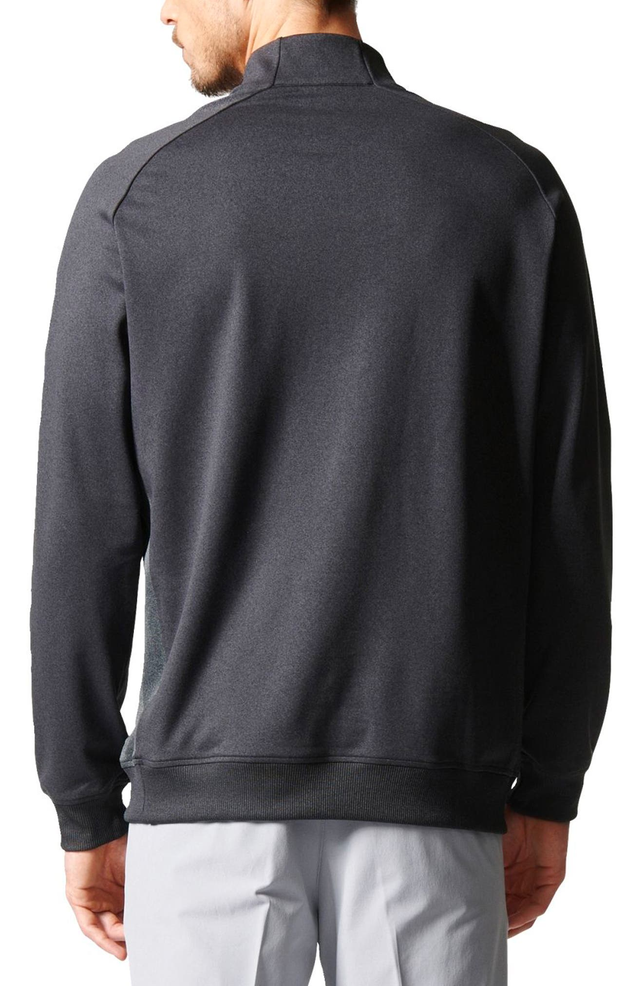 Quarter Zip Gold Pullover,                             Alternate thumbnail 2, color,                             015