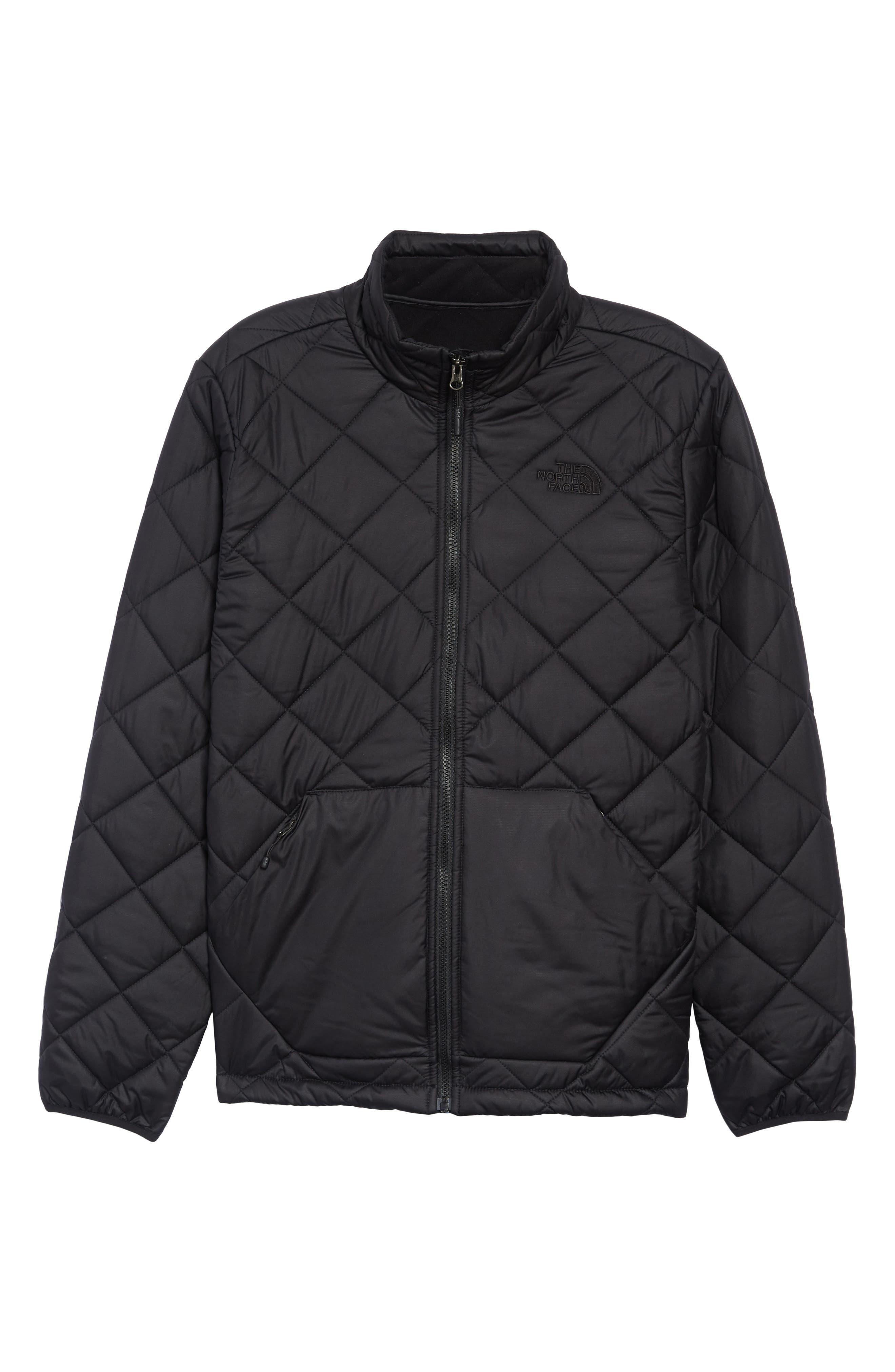 Cervas Heatseeker<sup>™</sup> Jacket,                             Alternate thumbnail 6, color,                             TNF BLACK