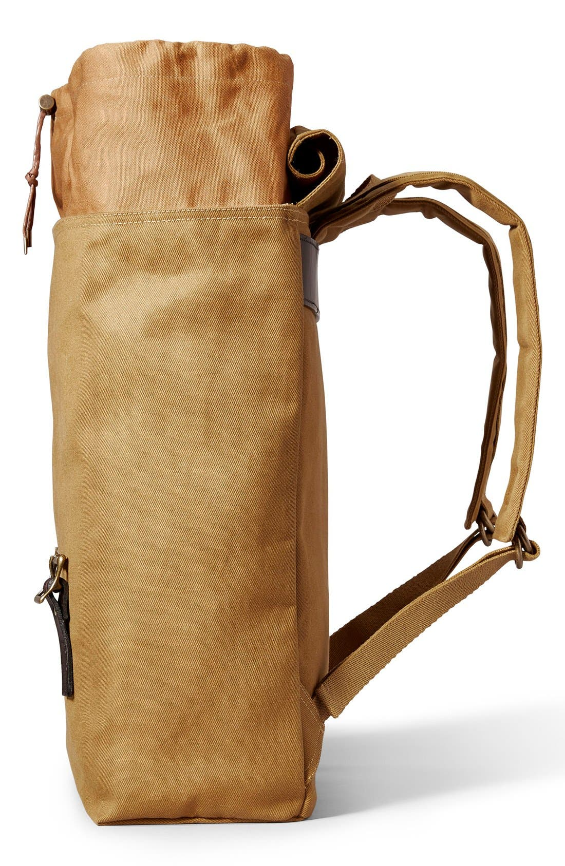 'Ranger' Canvas Backpack,                             Alternate thumbnail 11, color,