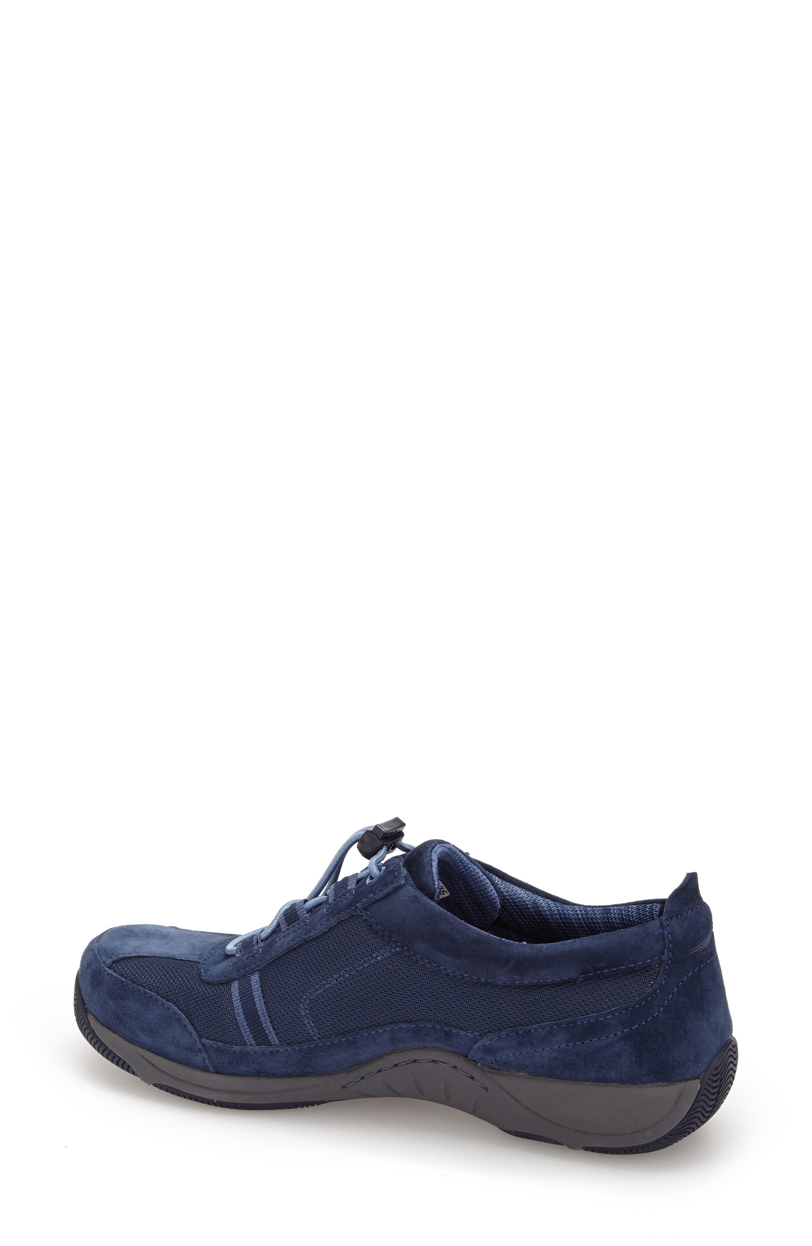 'Helen' Suede & Mesh Sneaker,                             Alternate thumbnail 27, color,