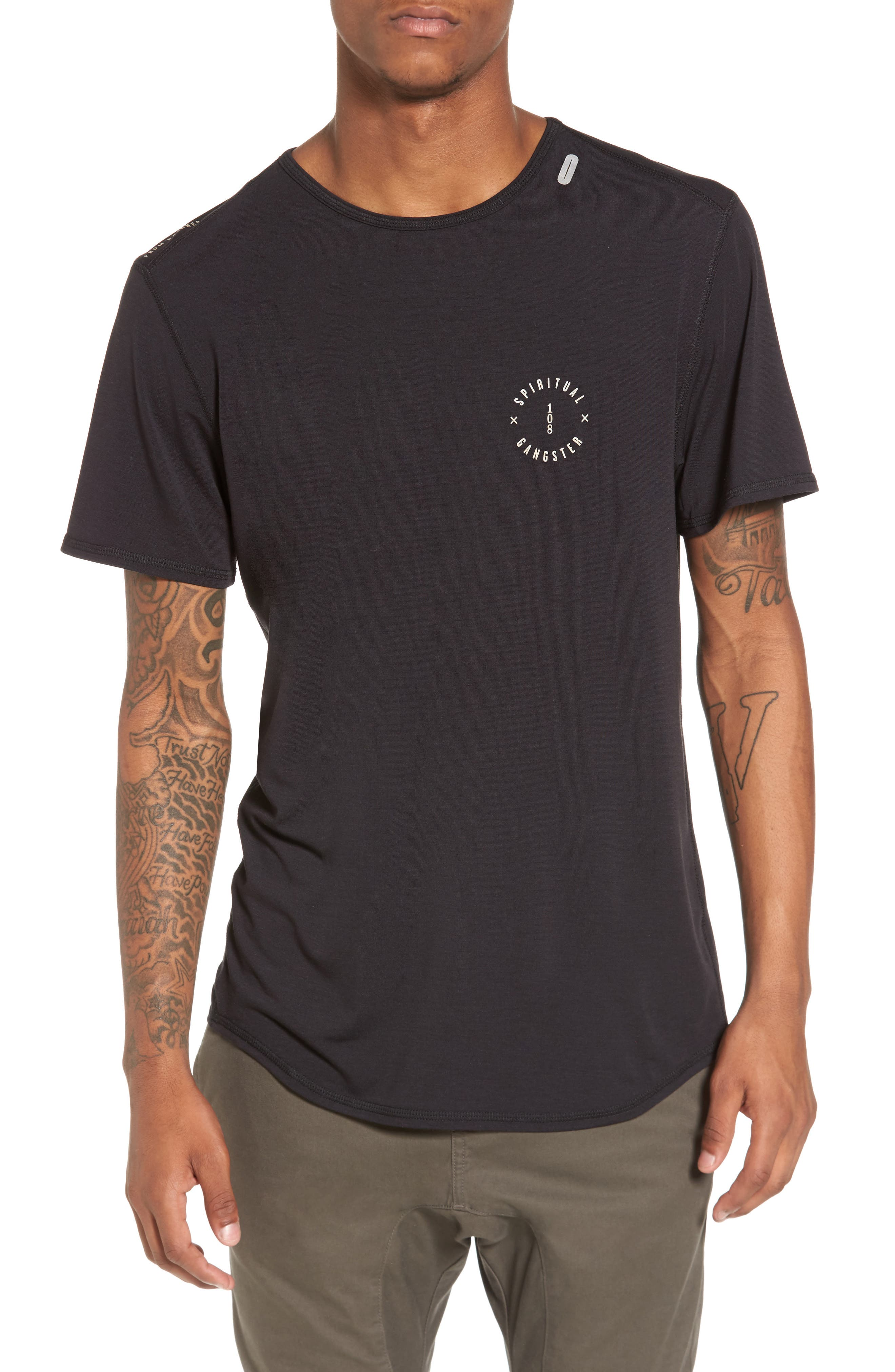 108 T-Shirt,                         Main,                         color, 001