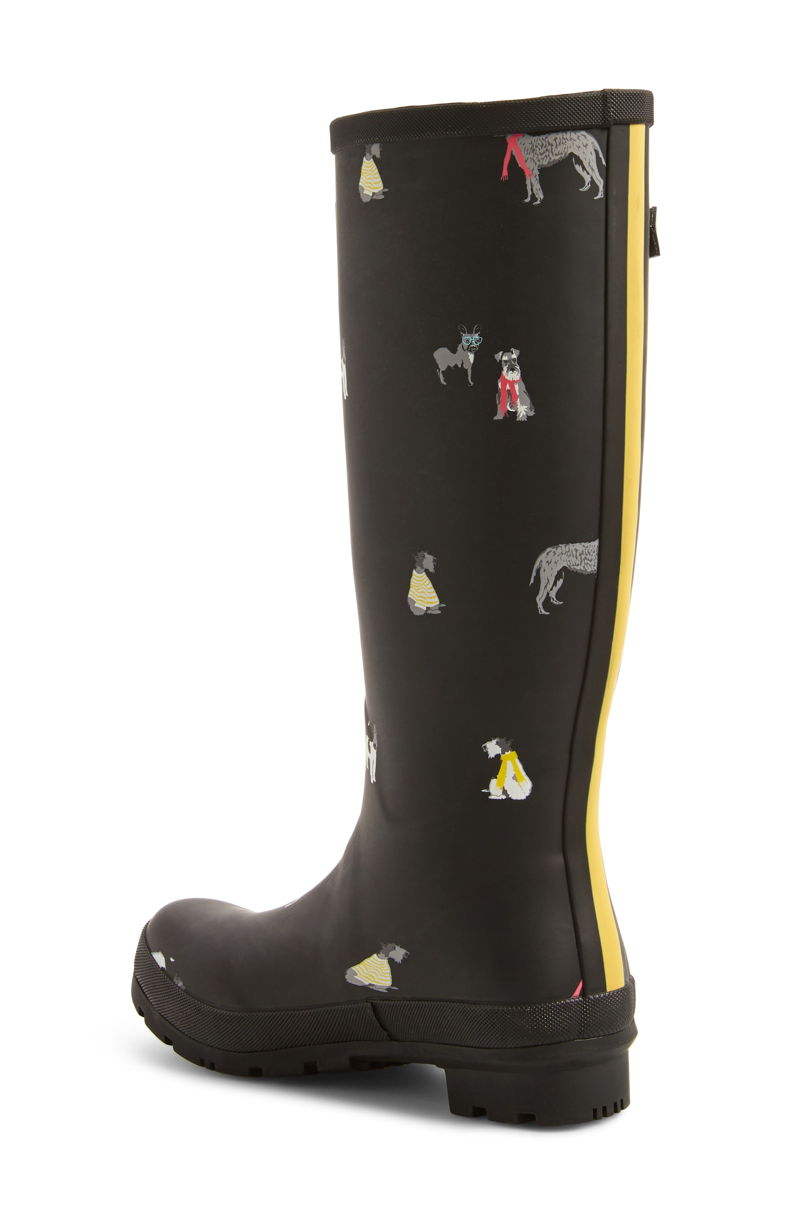 'Welly' Print Rain Boot,                             Alternate thumbnail 51, color,