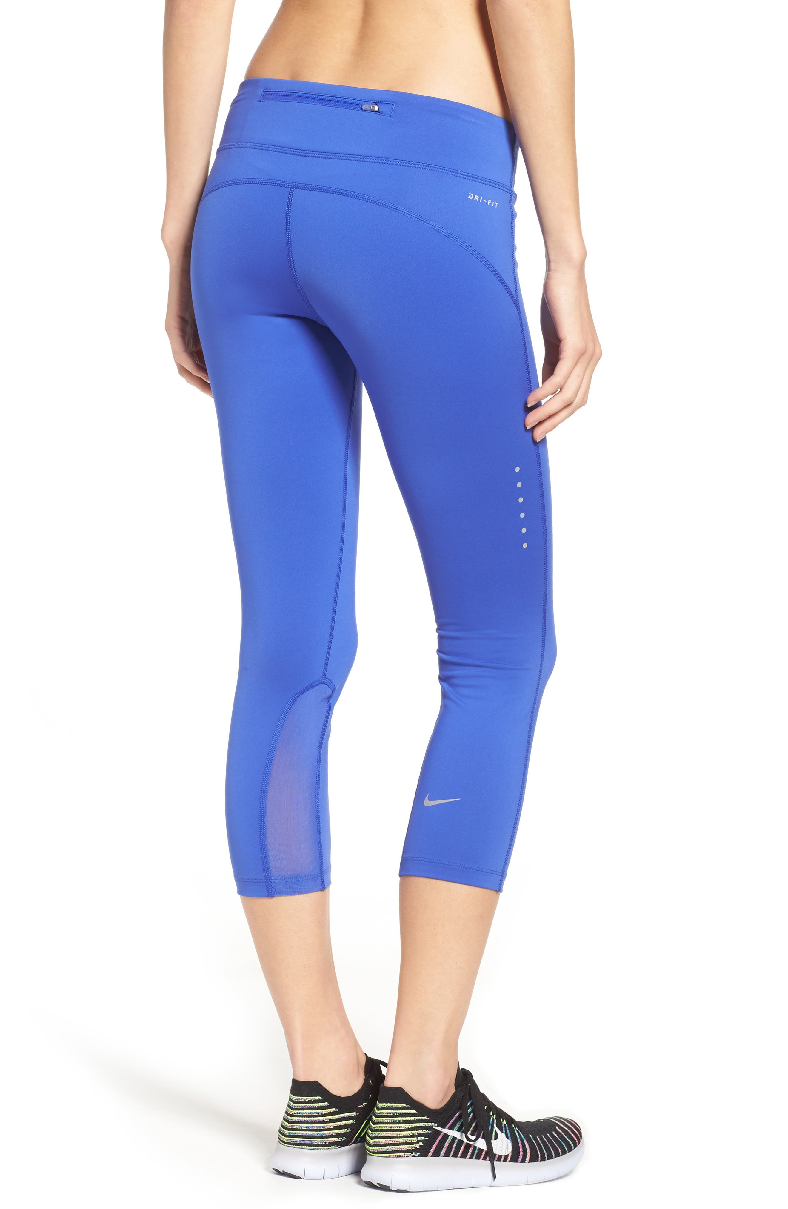 Power Epic Run Crop Tights,                             Alternate thumbnail 12, color,