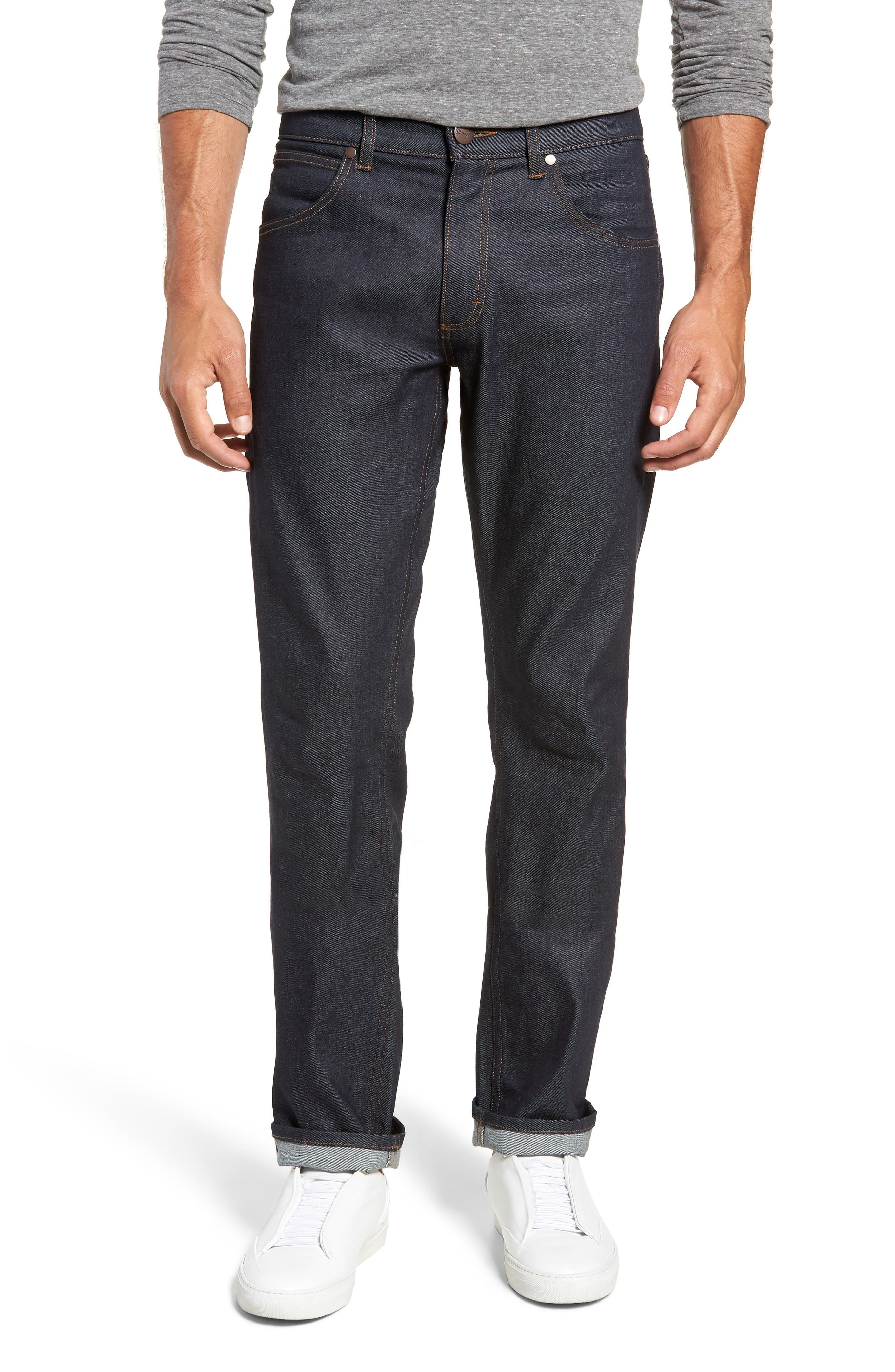 Greensboro Straight Leg Jeans,                             Main thumbnail 1, color,                             472