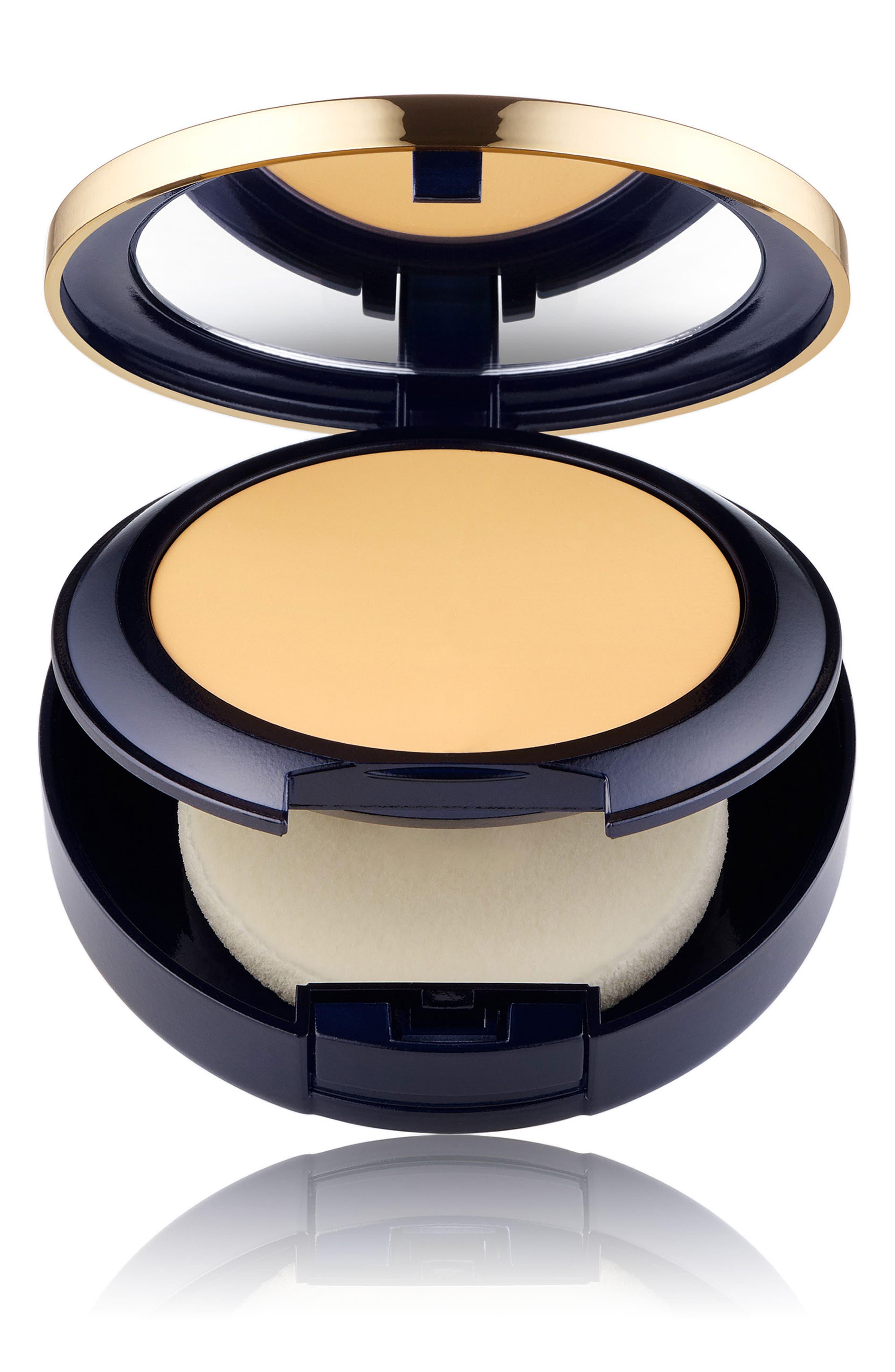 Estee Lauder Double Wear Stay In Place Matte Powder Foundation - 3W2 Cashew