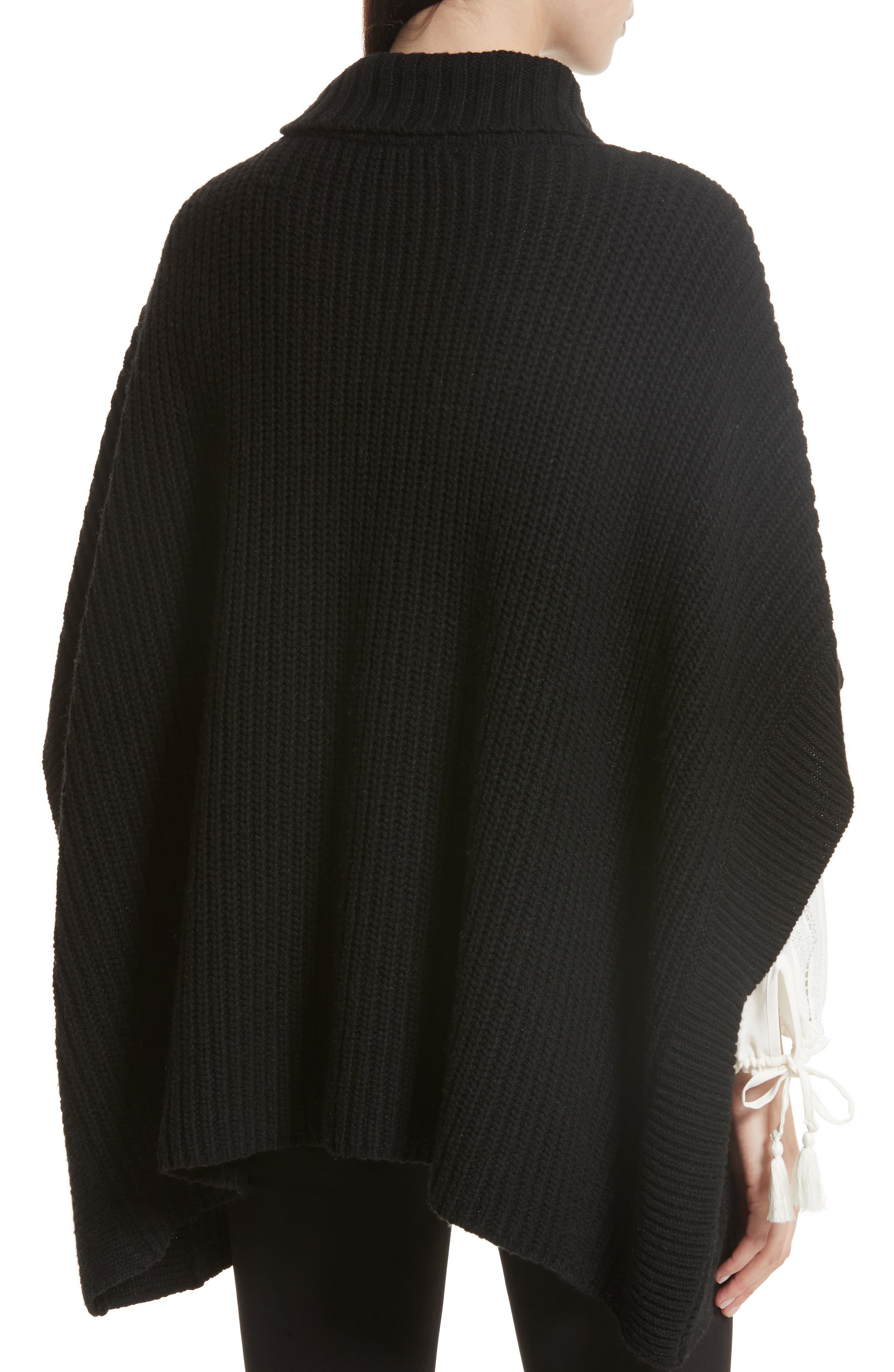 Serina Oversize Sweater,                             Alternate thumbnail 2, color,                             007