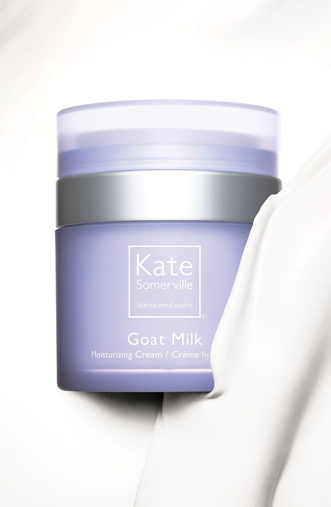 Goat Milk Moisturizing Cream,                             Alternate thumbnail 6, color,                             NO COLOR