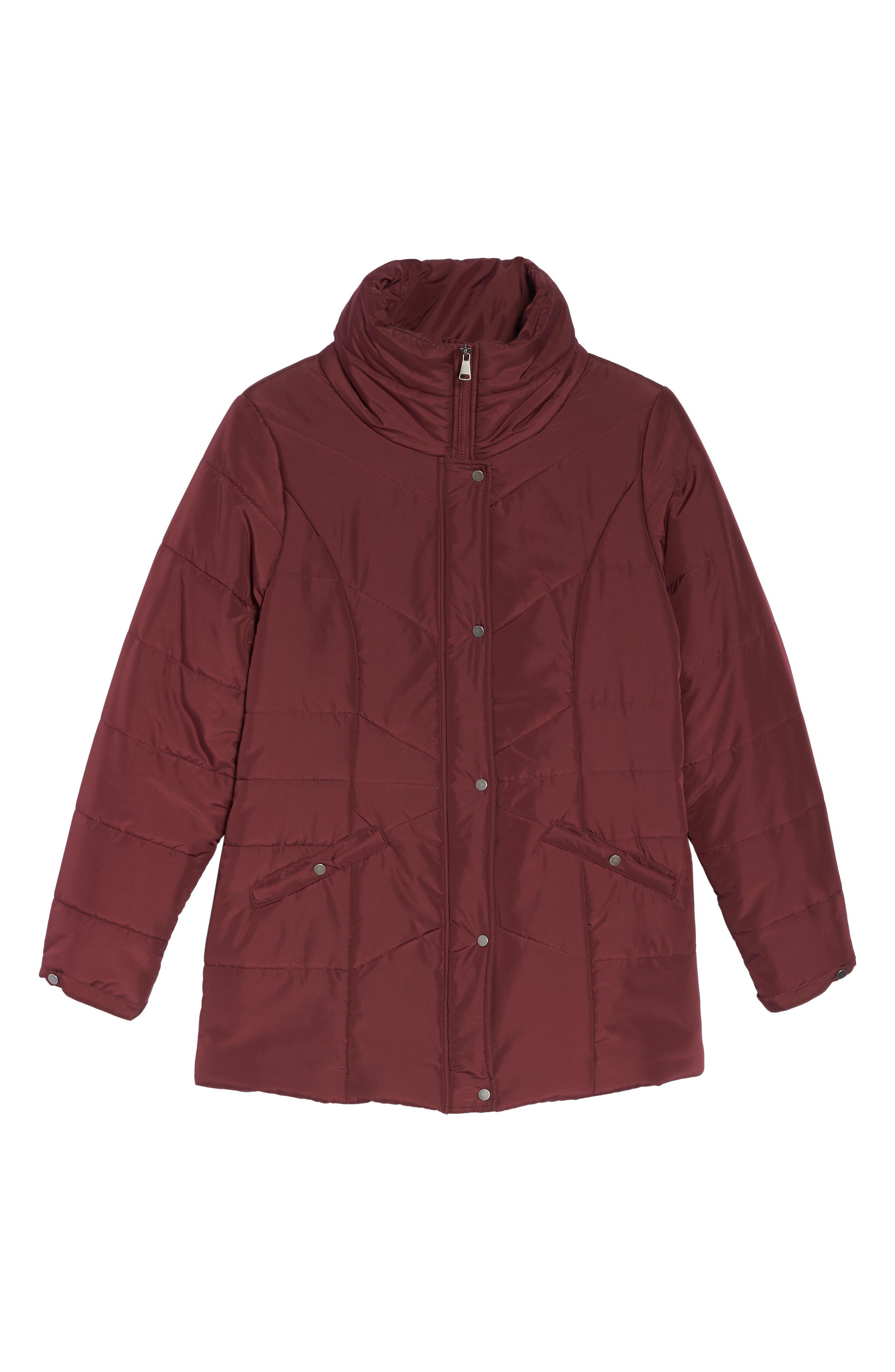 Valsi Puffer Jacket,                             Alternate thumbnail 5, color,