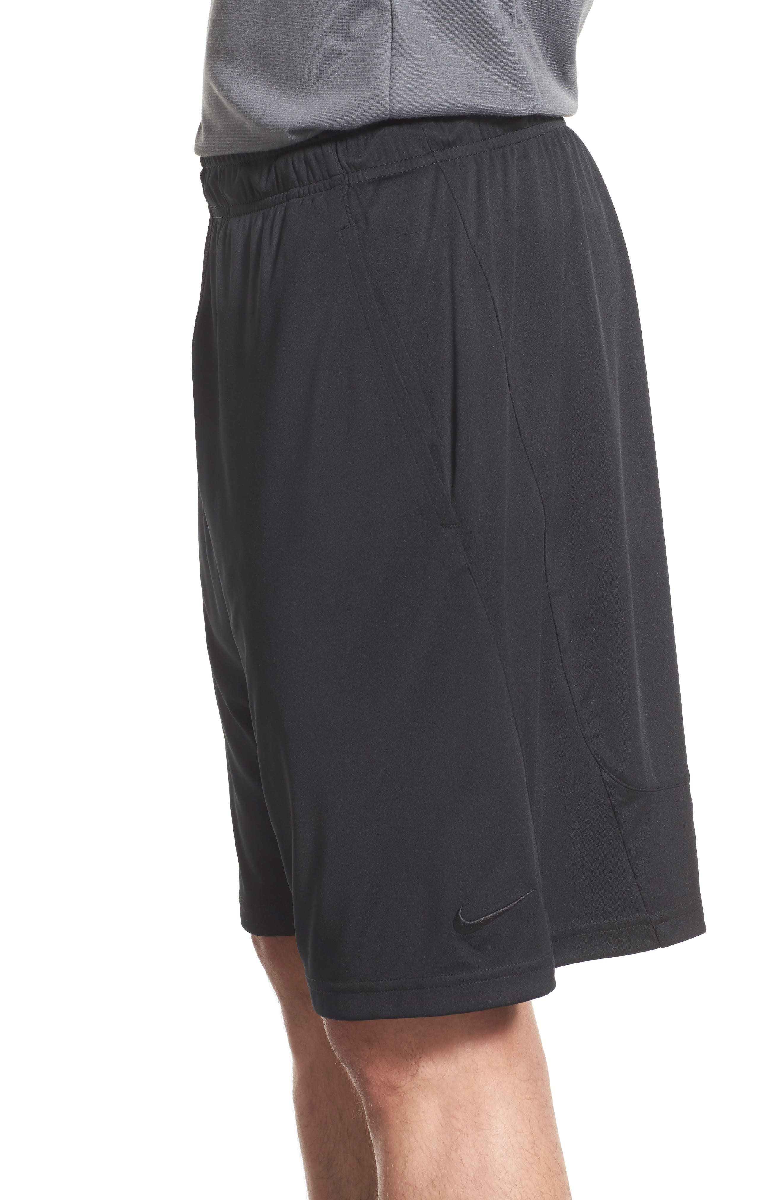 Fly Athletic Shorts,                             Alternate thumbnail 3, color,                             010