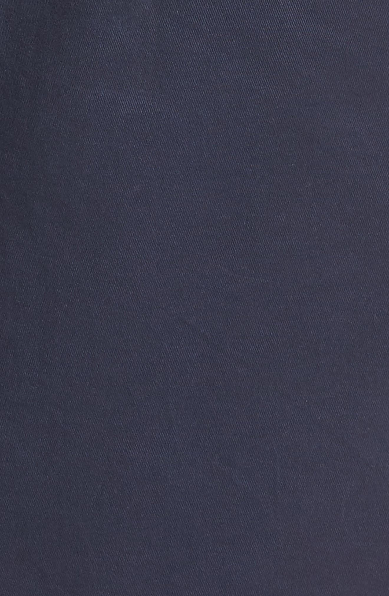 Ballard Slim Fit Stretch Chino 9-Inch Shorts,                             Alternate thumbnail 55, color,