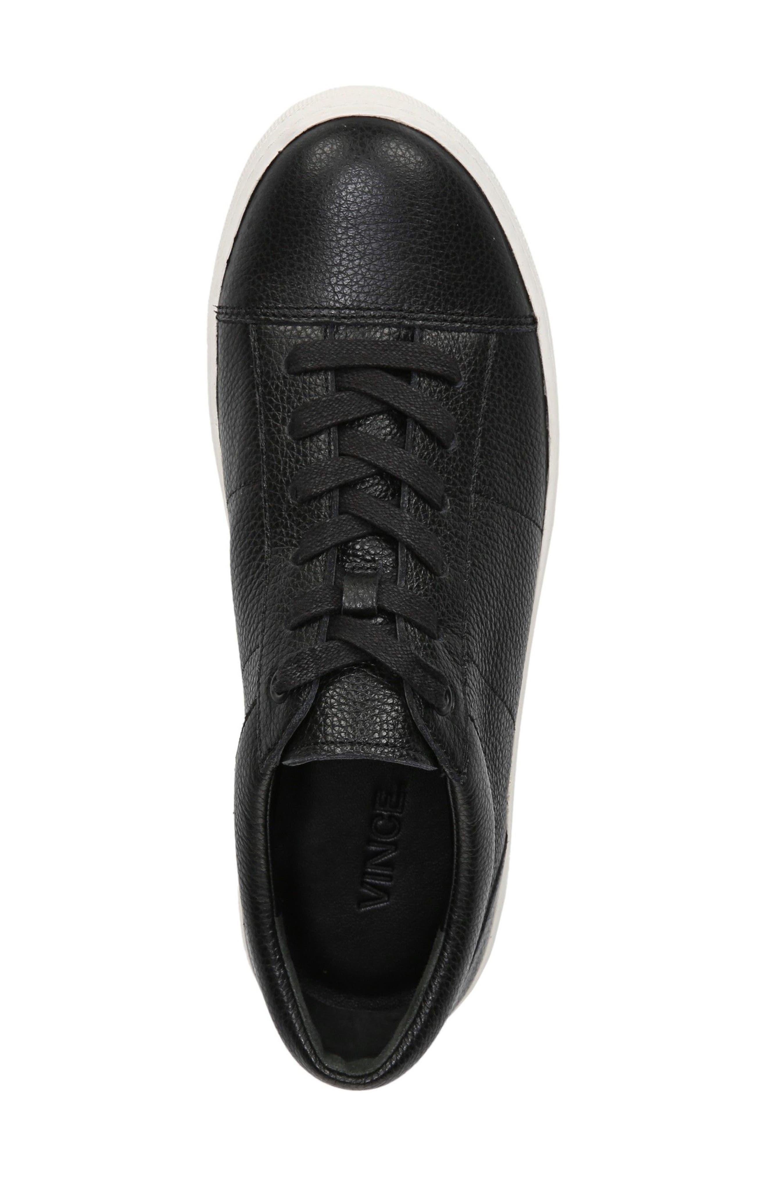 Afton Sneaker,                             Alternate thumbnail 4, color,                             001