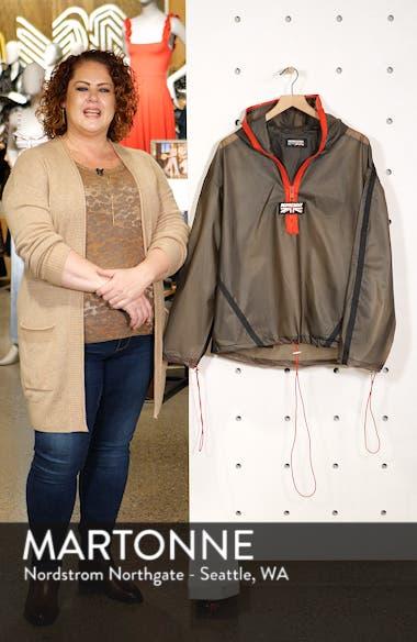 Rubber Half Zip Rain Jacket, sales video thumbnail