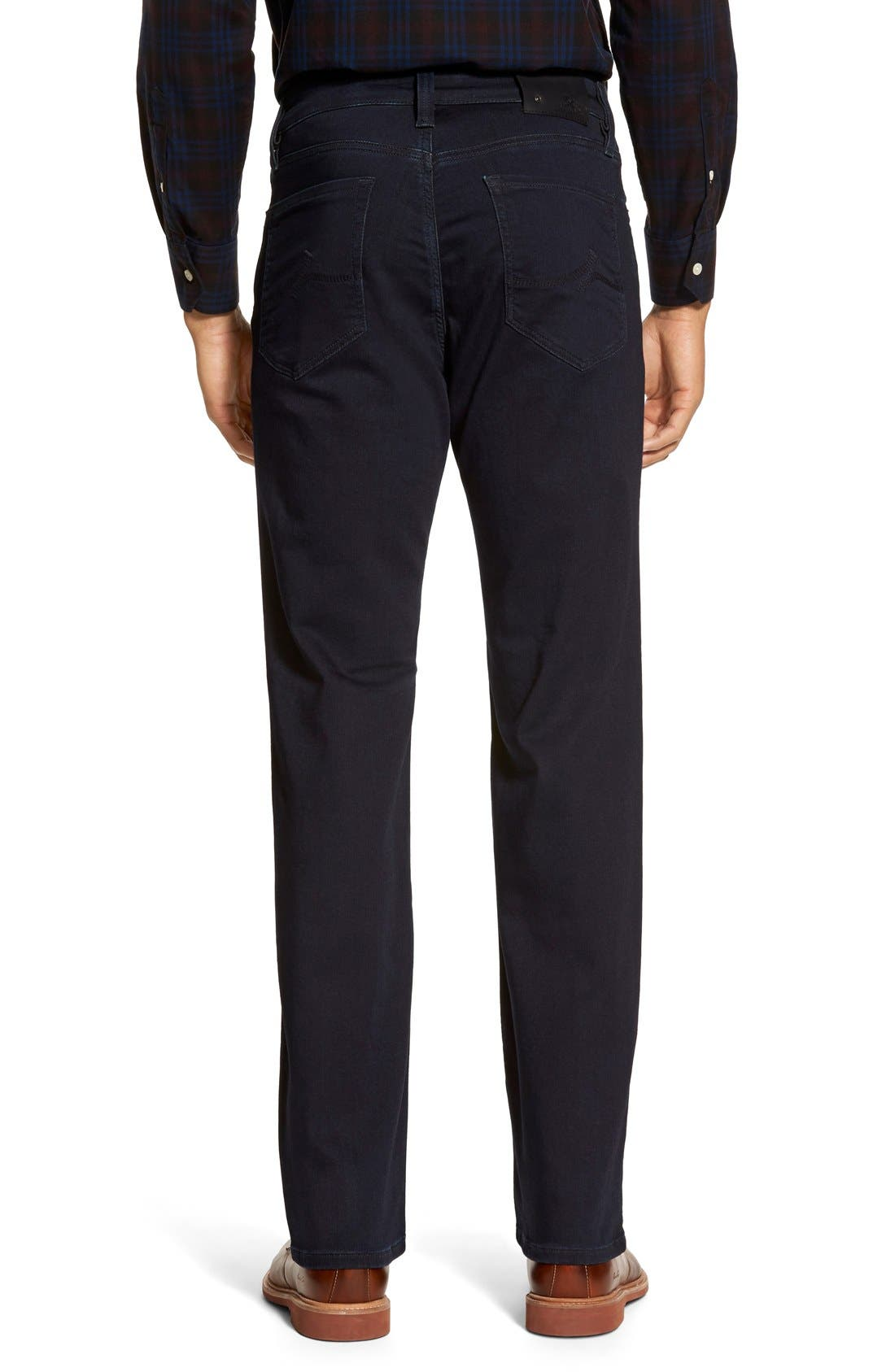 'Charisma' Relaxed Fit Jeans,                             Alternate thumbnail 4, color,                             RINSE SPORTY