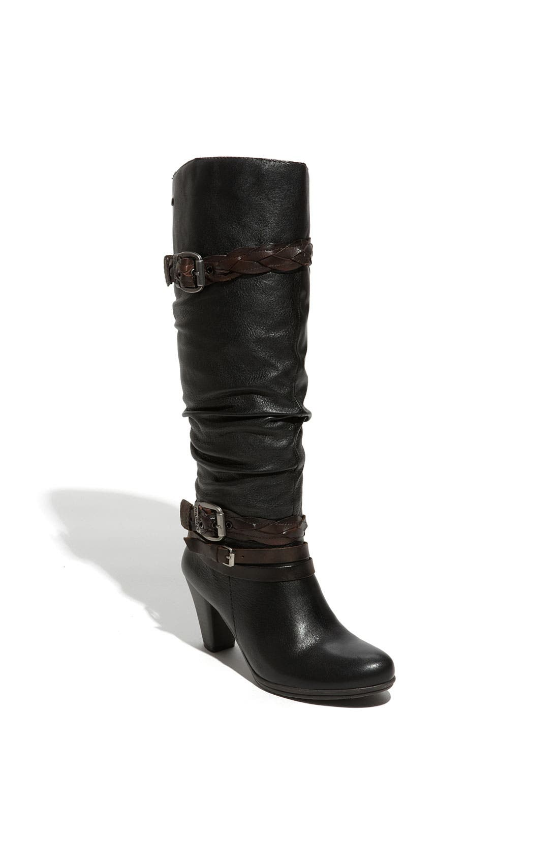 'Verona' Boot,                             Main thumbnail 1, color,                             001