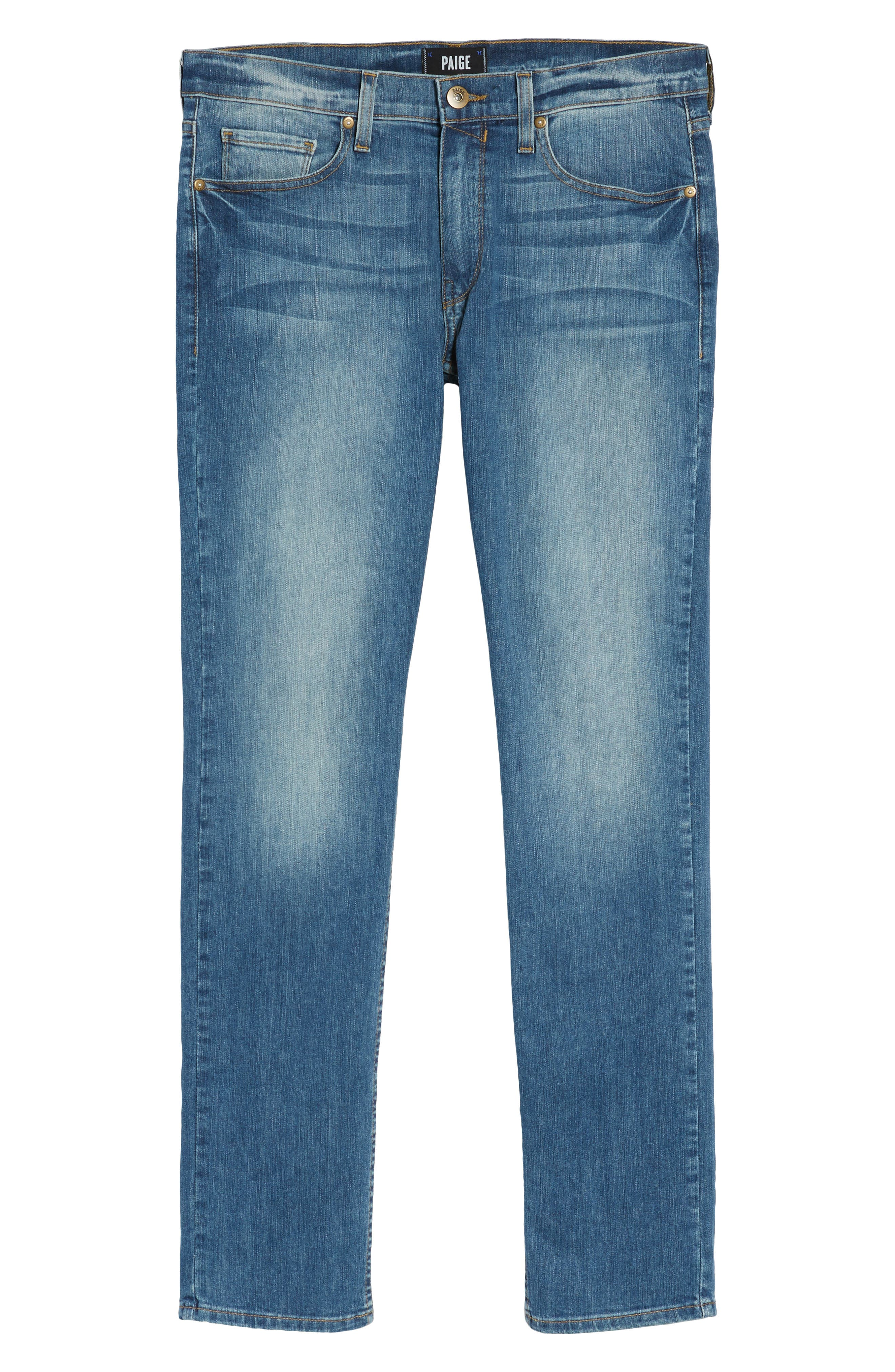 Legacy - Lennox Slim Fit Jeans,                             Alternate thumbnail 6, color,                             STEELE