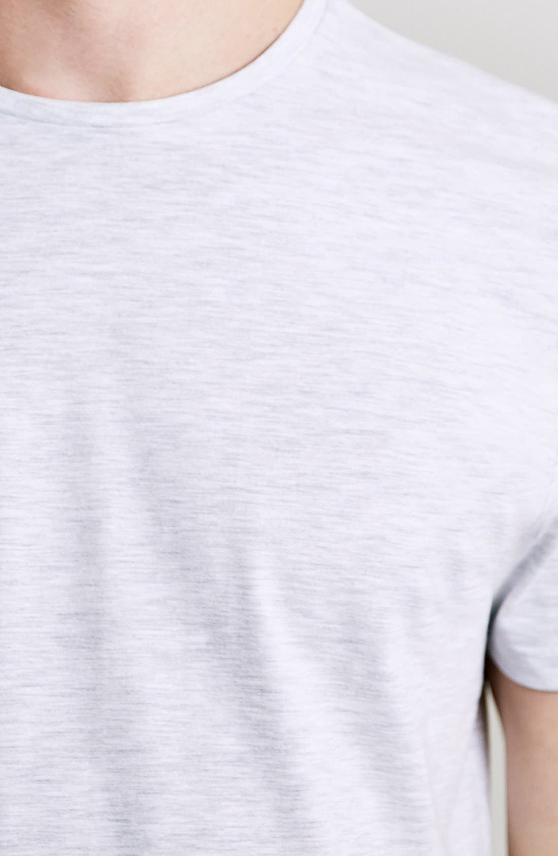 Slim Fit Crewneck T-Shirt,                             Alternate thumbnail 324, color,