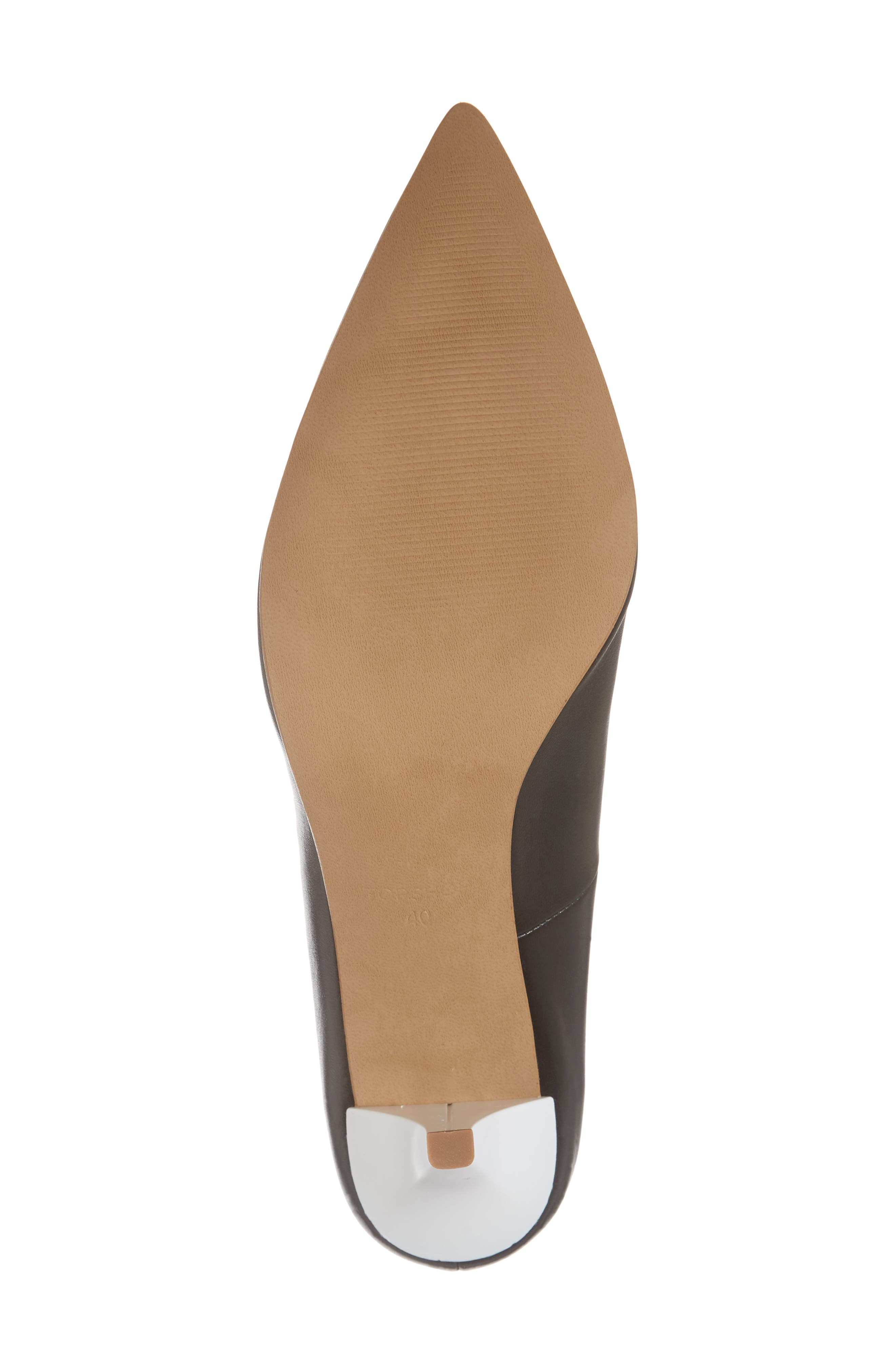 Jubilee Pointy Toe Pump,                             Alternate thumbnail 6, color,                             BLACK MULTI