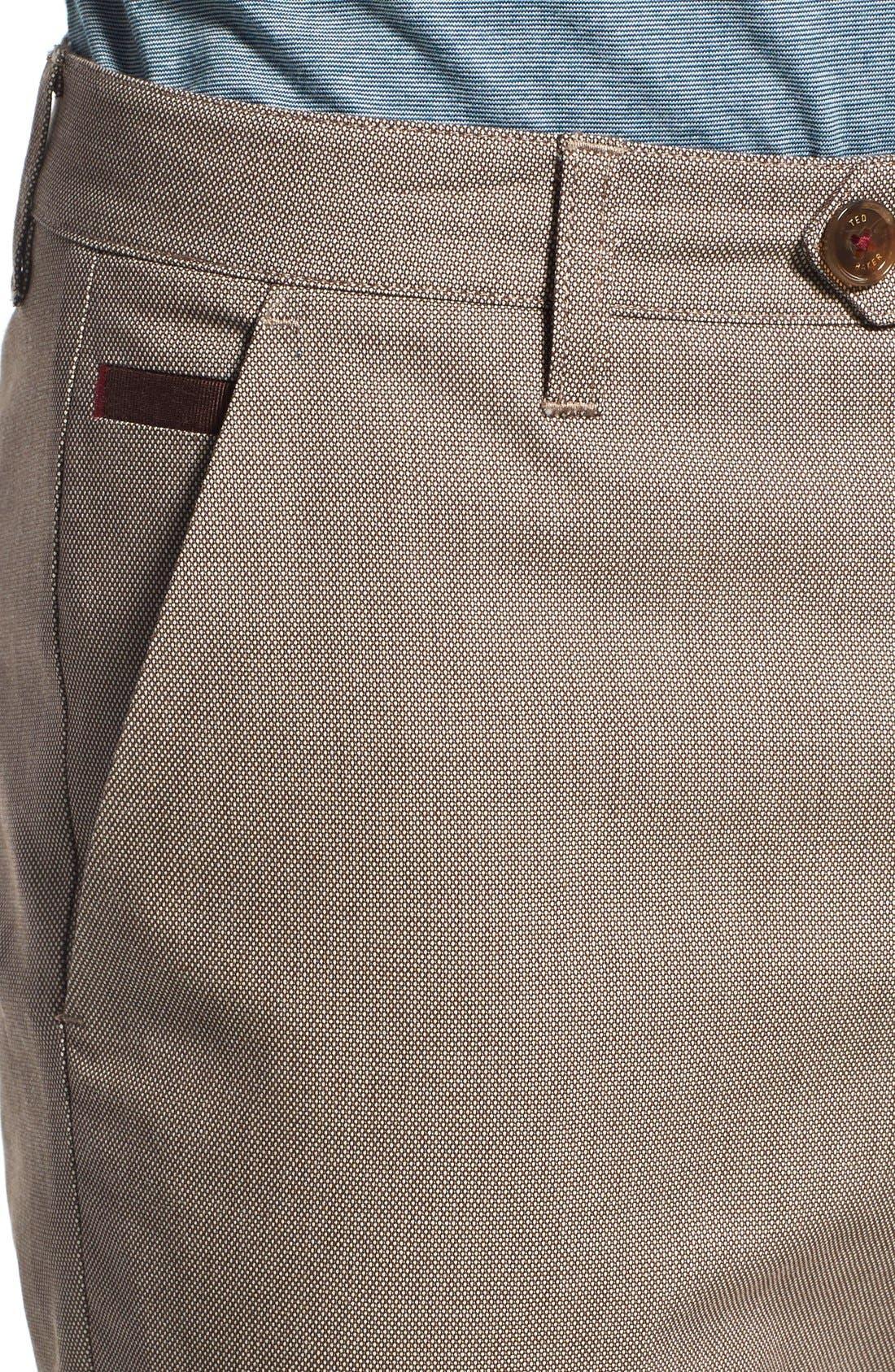'Timmet' Classic Fit Pants,                             Alternate thumbnail 2, color,                             103
