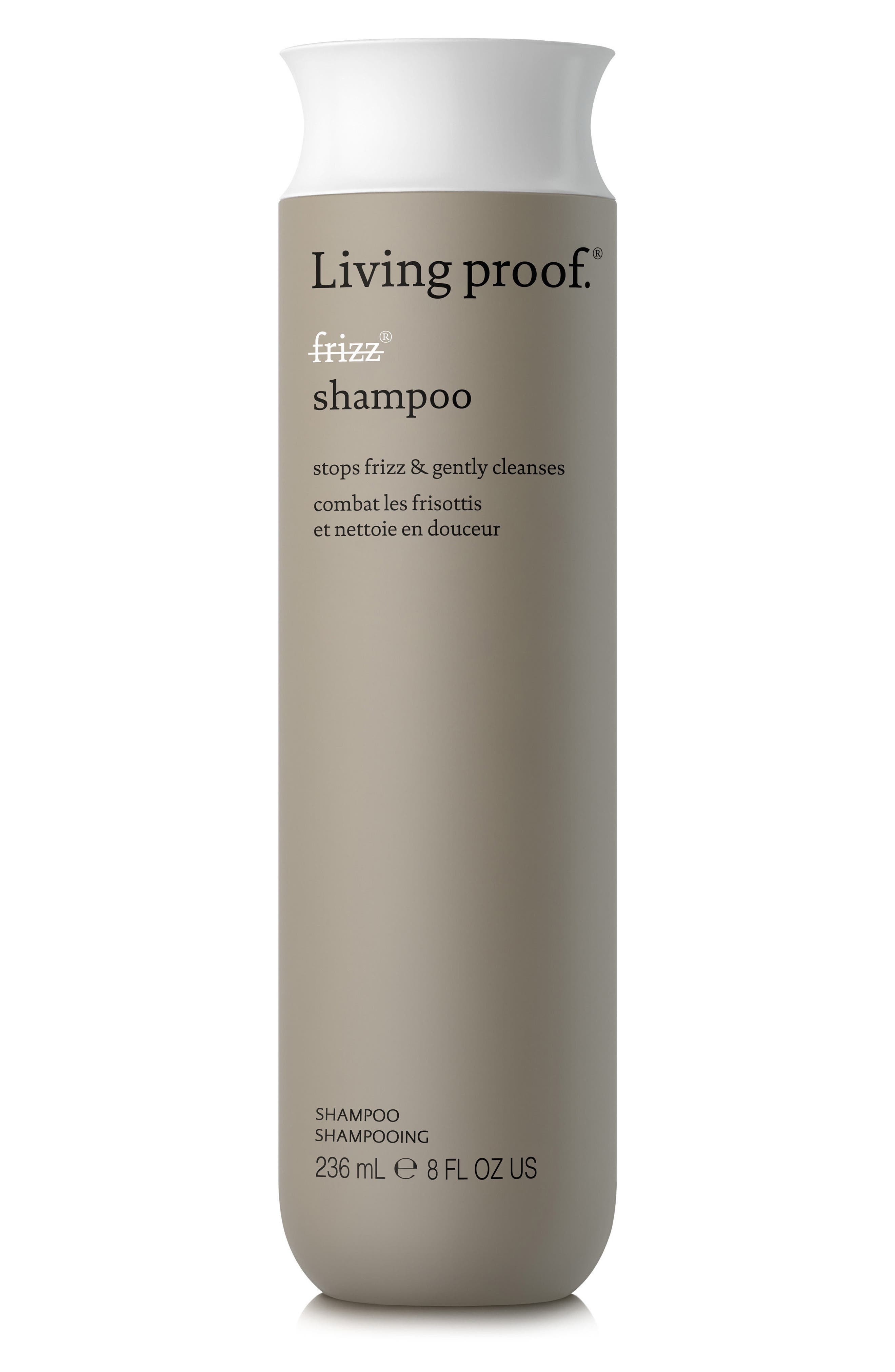 'No Frizz' Humidity Blocking Shampoo for All Hair Types,                             Alternate thumbnail 2, color,                             000
