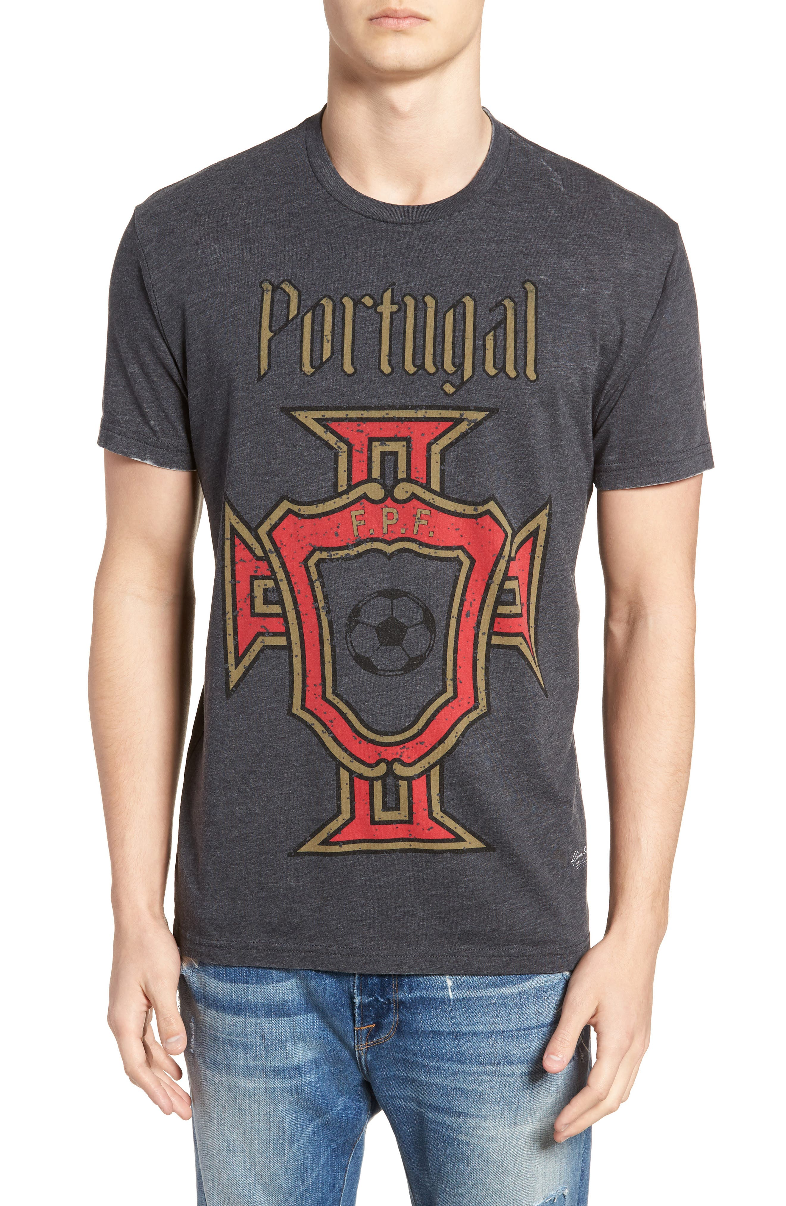 Portugal Jersey T-Shirt,                             Main thumbnail 1, color,                             020