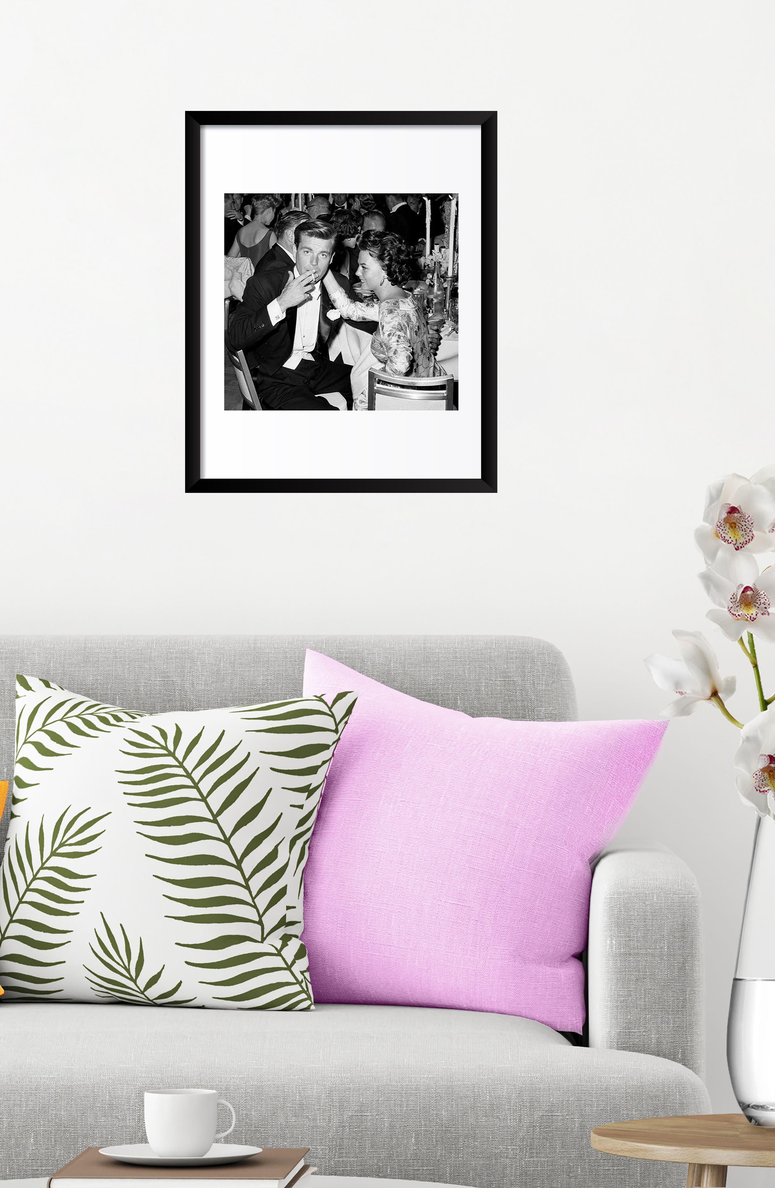 Robert Wagner & Natalie Wood Fine Art Print,                             Alternate thumbnail 3, color,                             001