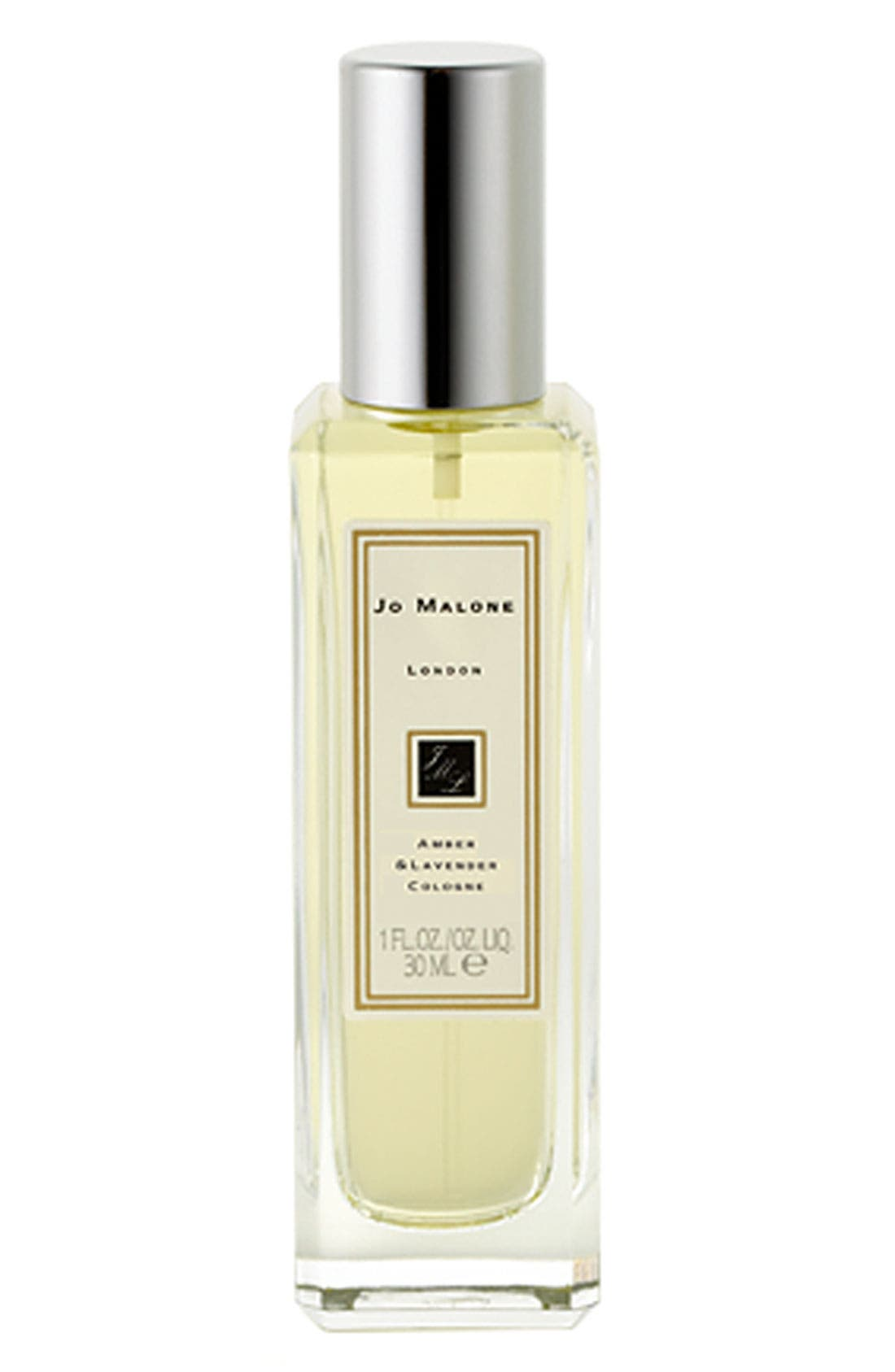 Jo Malone<sup>™</sup> Amber & Lavender Cologne,                             Main thumbnail 1, color,                             NO COLOR
