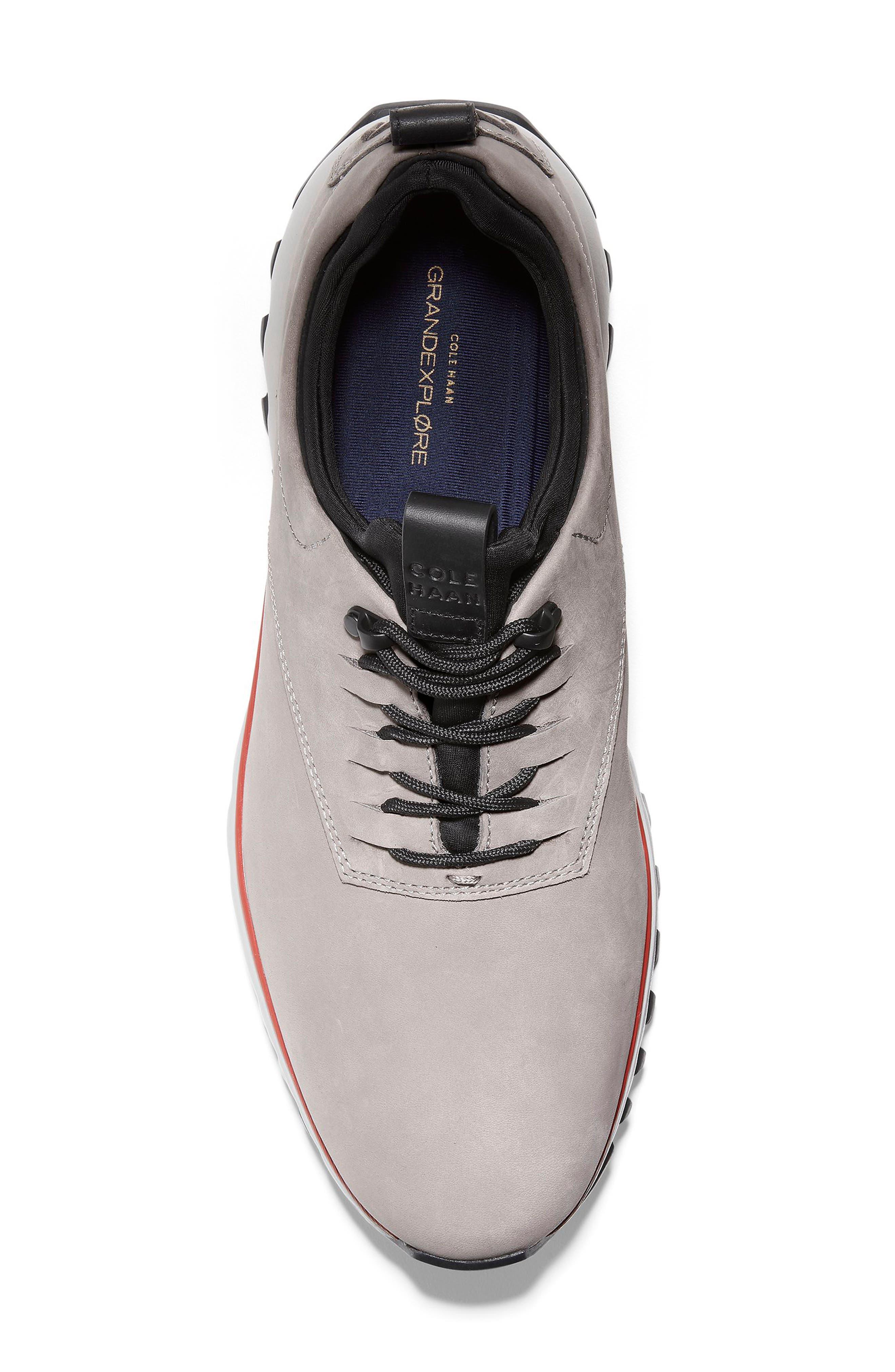 ZeroGrand Explore Sneaker,                             Alternate thumbnail 5, color,                             020