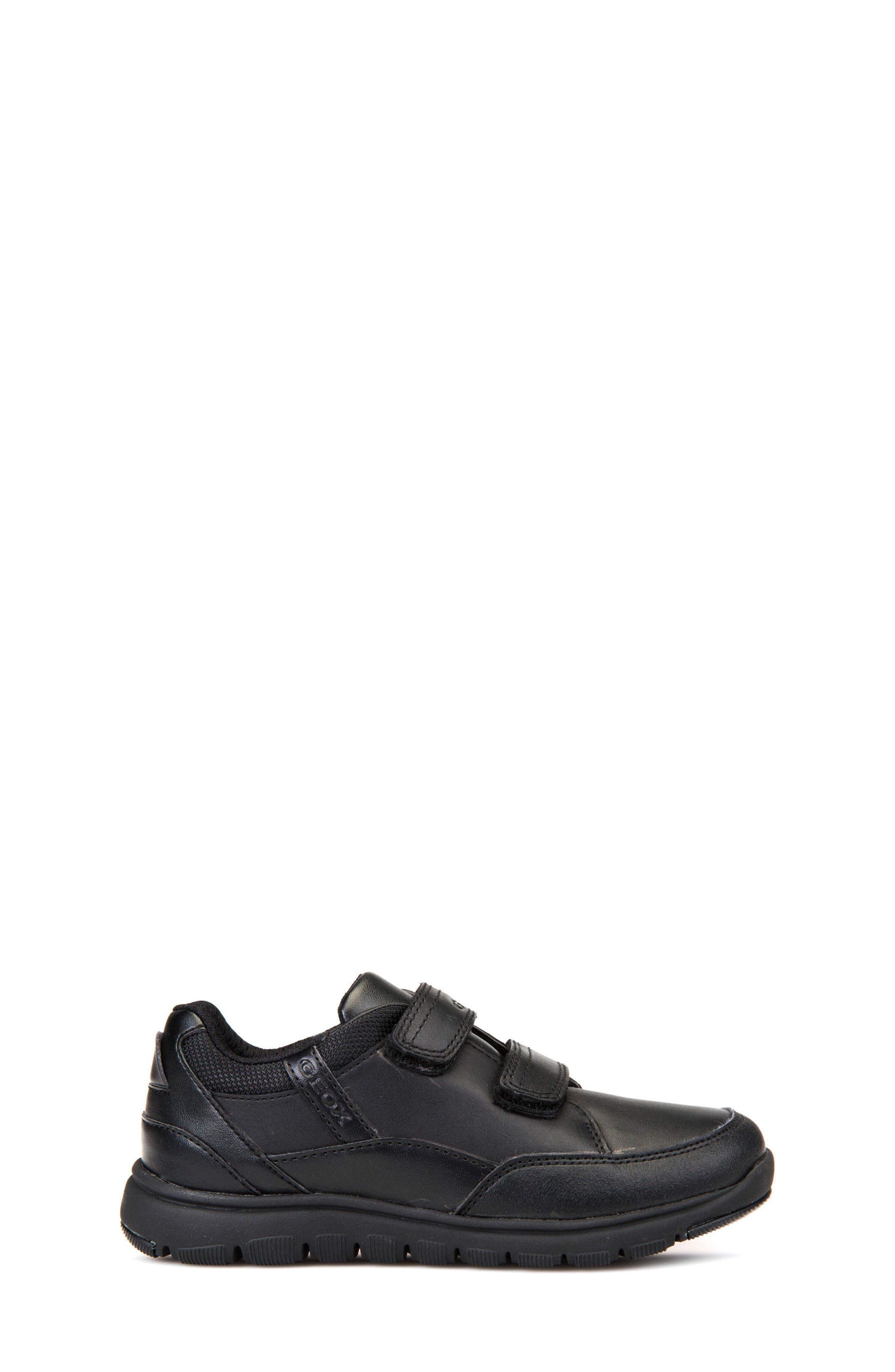 Xunday Low Top Sneaker,                             Alternate thumbnail 3, color,                             BLACK