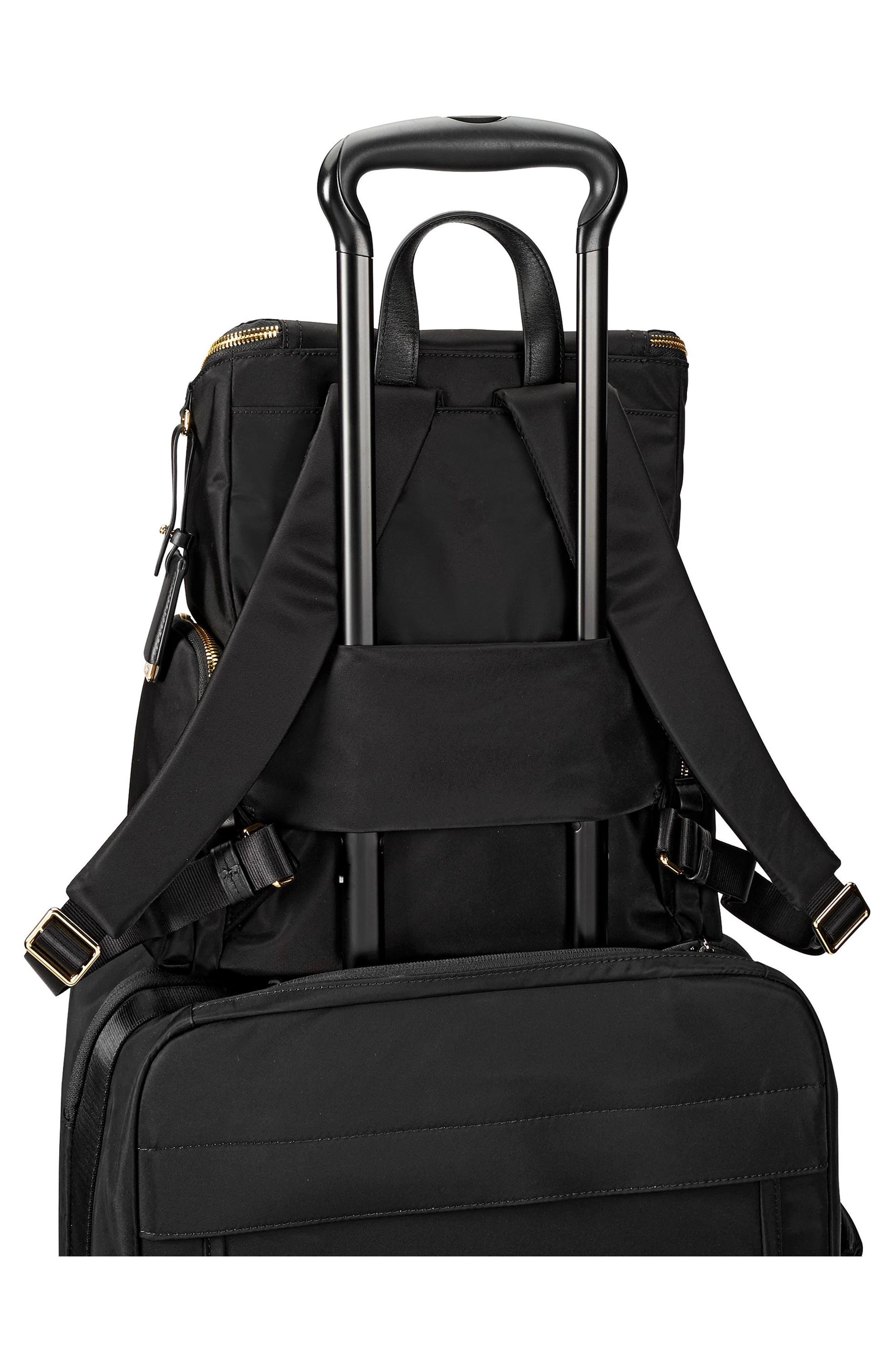 Voyageur Lexa Nylon Backpack,                             Alternate thumbnail 9, color,