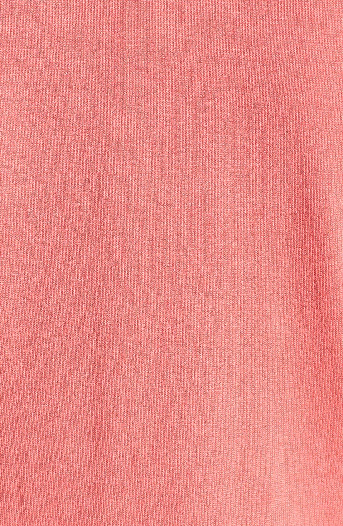 Three Quarter Sleeve Cardigan,                             Alternate thumbnail 109, color,
