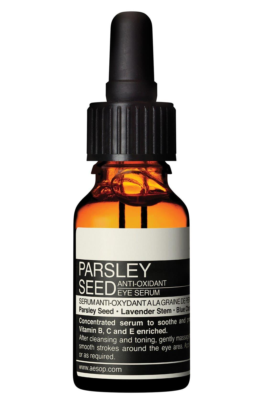 Parsley Seed Anti-Oxidant Eye Serum,                             Main thumbnail 1, color,