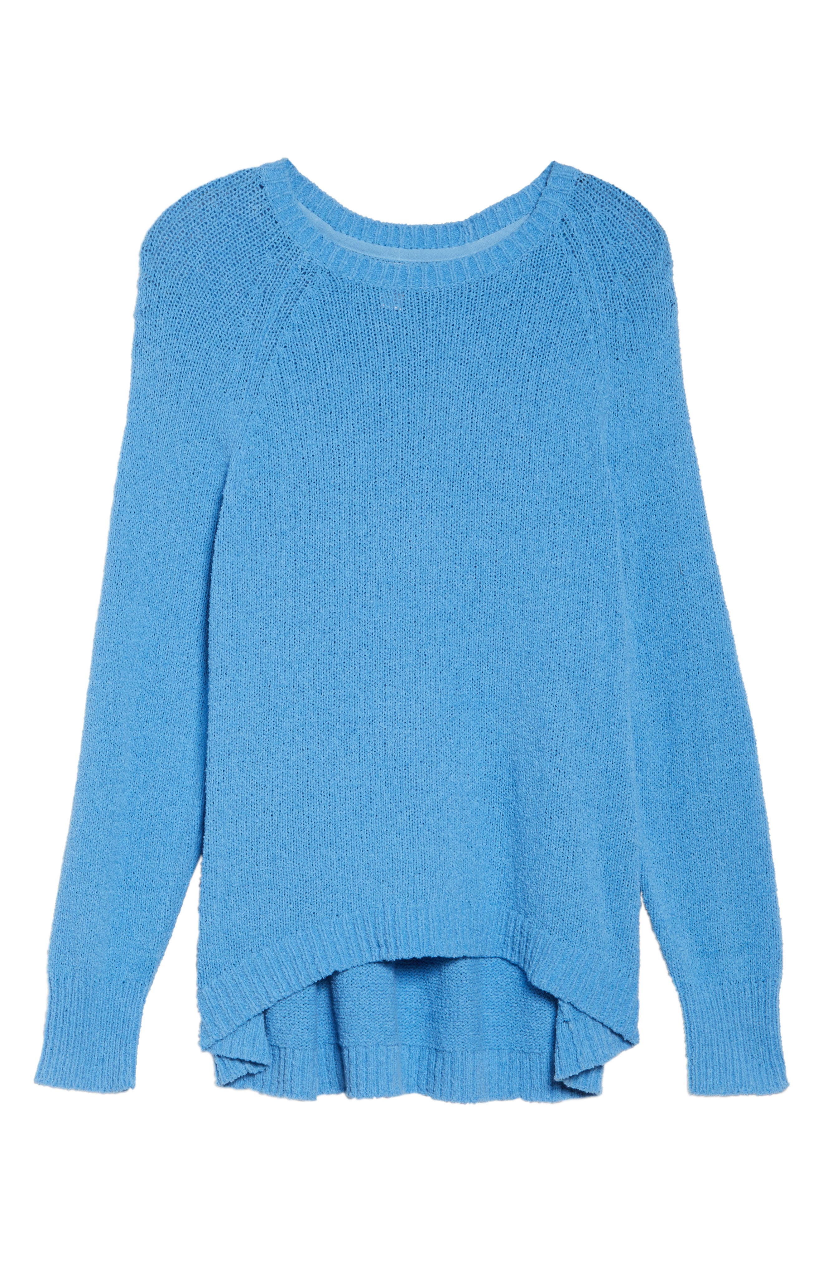 Relaxed Crewneck Sweater,                             Alternate thumbnail 23, color,