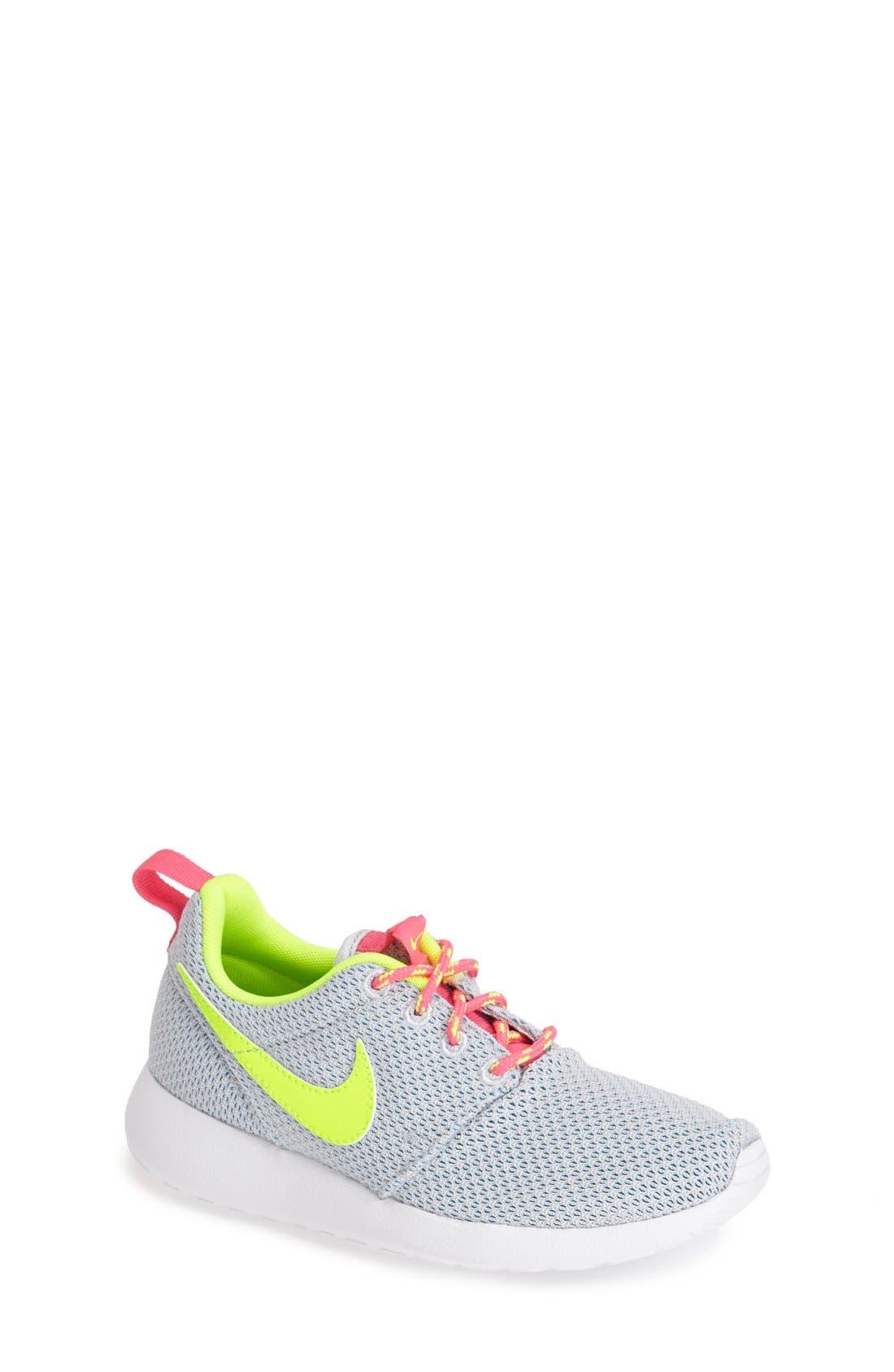 'Roshe Run' Athletic Shoe,                             Main thumbnail 22, color,