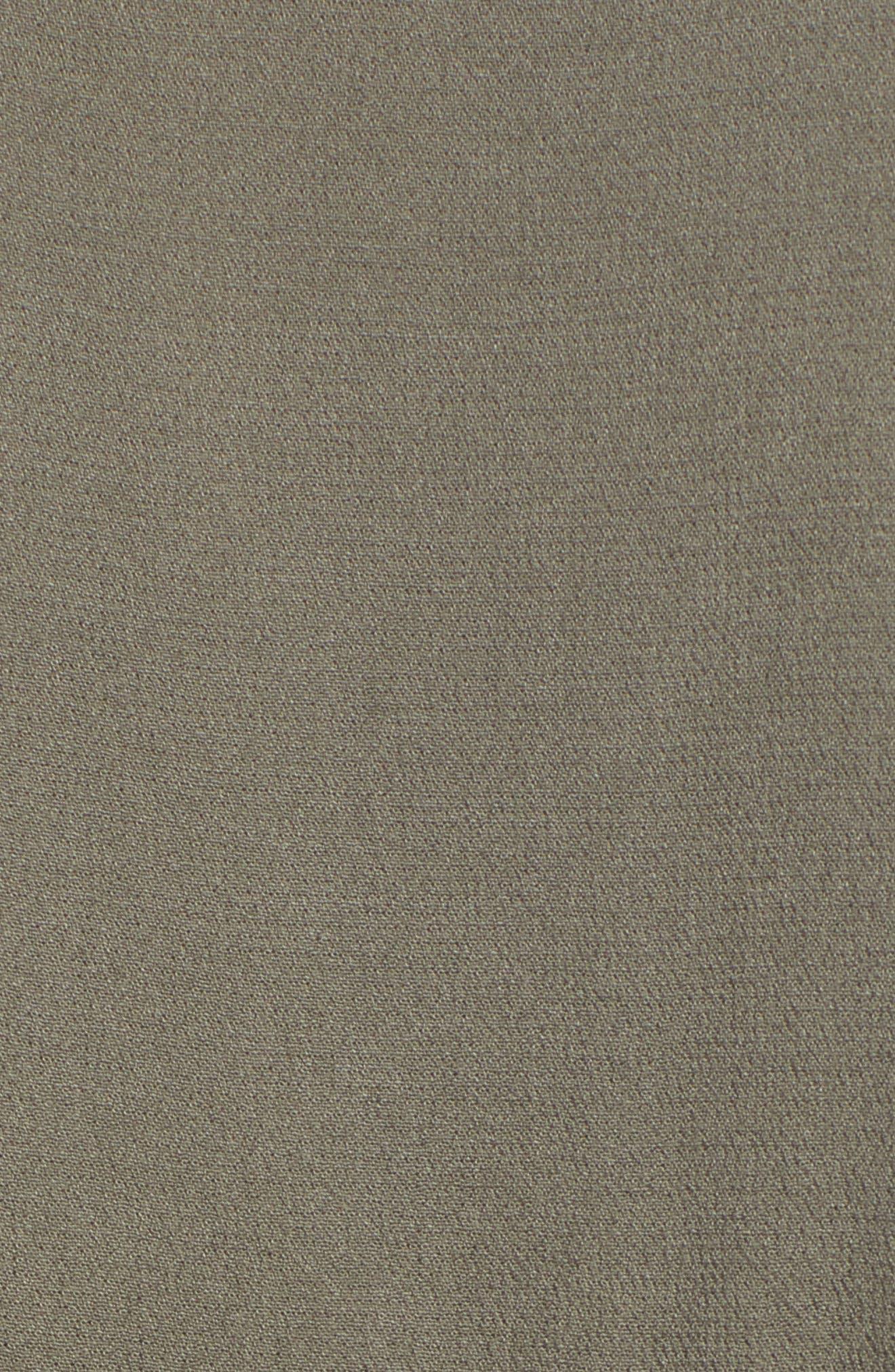 Embellished Tie Front Blouse,                             Alternate thumbnail 5, color,                             345