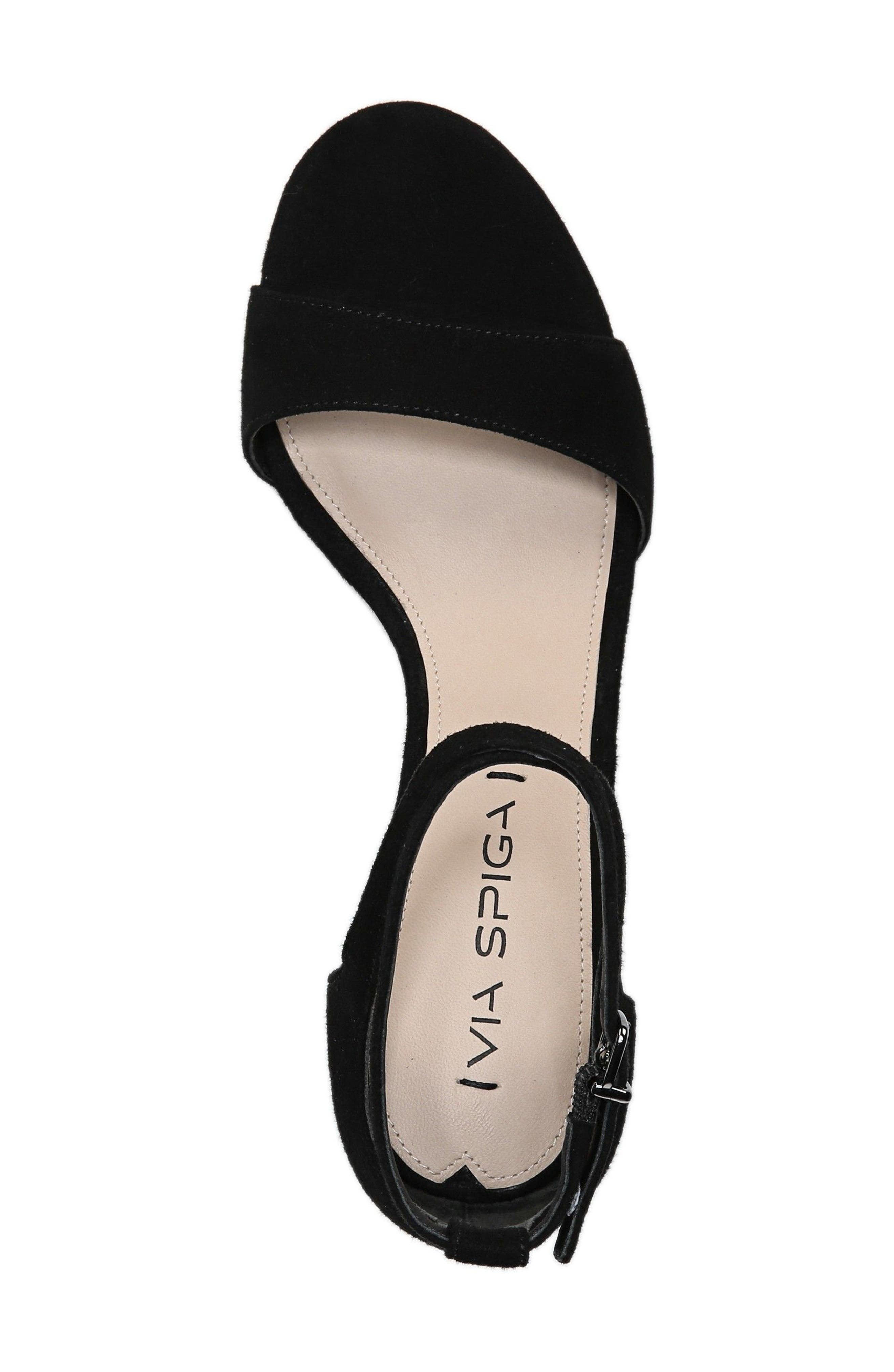 Wendi Ankle Strap Sandal,                             Alternate thumbnail 2, color,                             001
