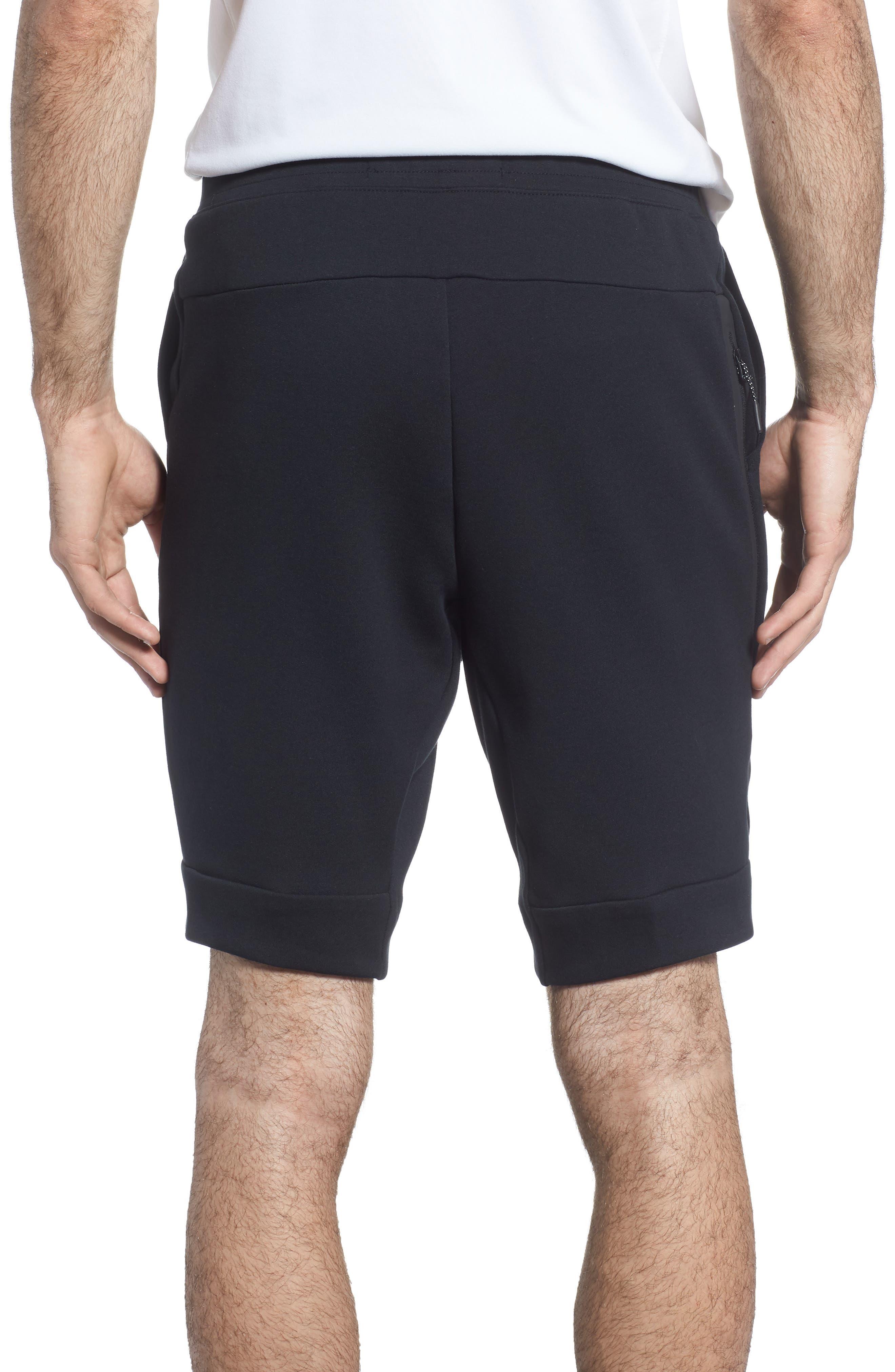 NSW Tech Fleece Shorts,                             Alternate thumbnail 4, color,