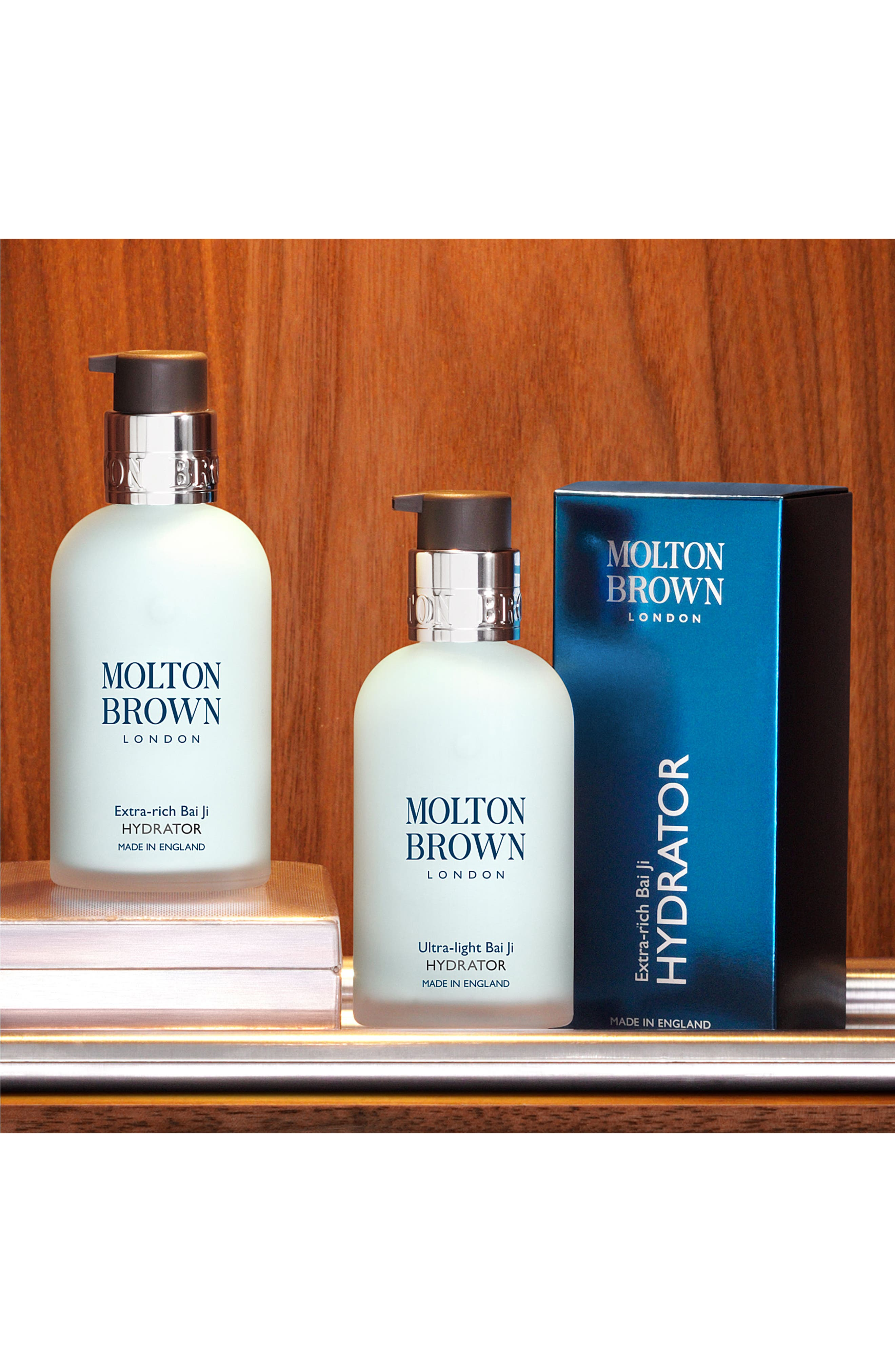 MOLTON BROWN LONDON,                             Extra Rich Bai Ji Hydrator,                             Alternate thumbnail 4, color,                             000