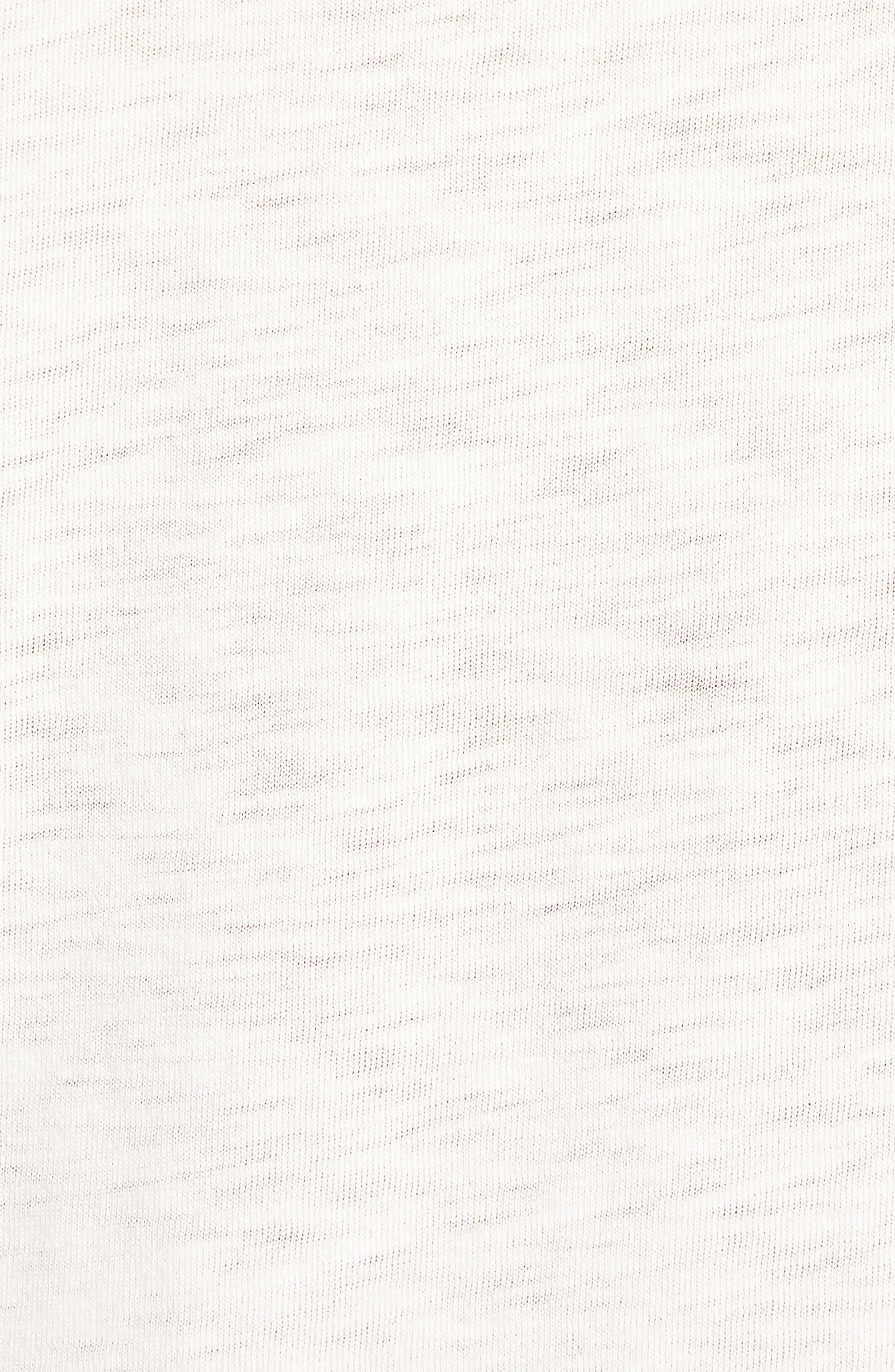 TREASURE & BOND,                             Rush Trim Fit T-Shirt,                             Alternate thumbnail 5, color,                             900