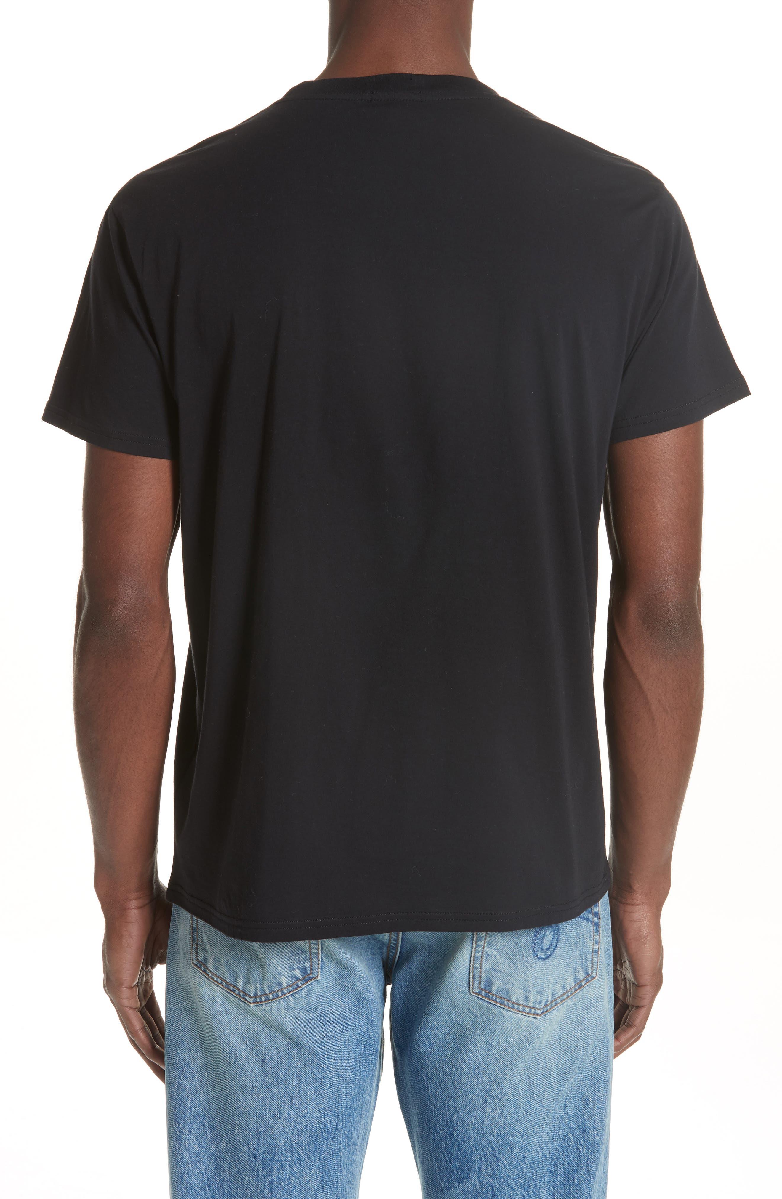 Megadeth Graphic Oversize T-Shirt,                             Alternate thumbnail 2, color,                             001