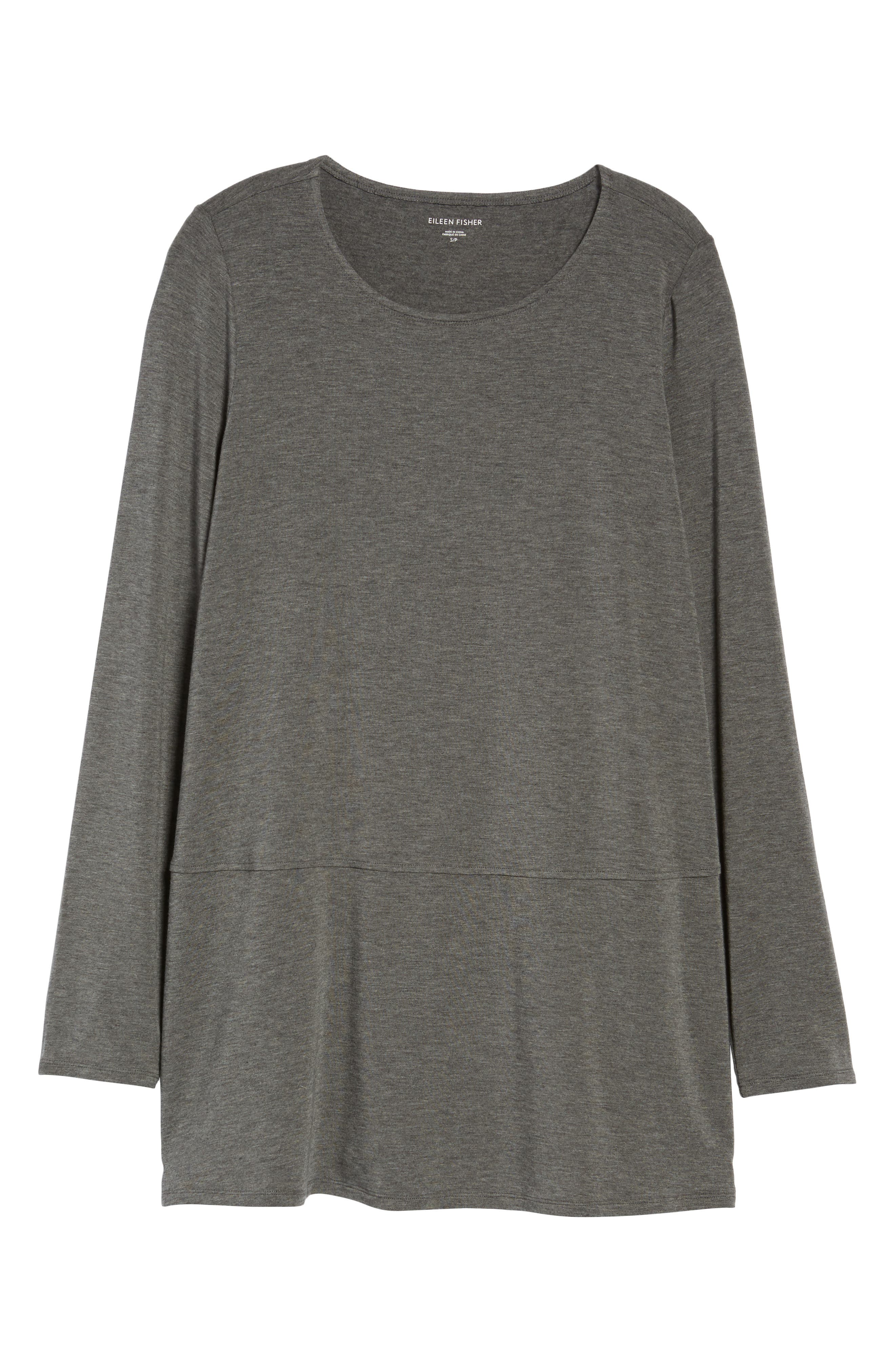 Stretch Tencel<sup>®</sup> Top,                             Alternate thumbnail 12, color,