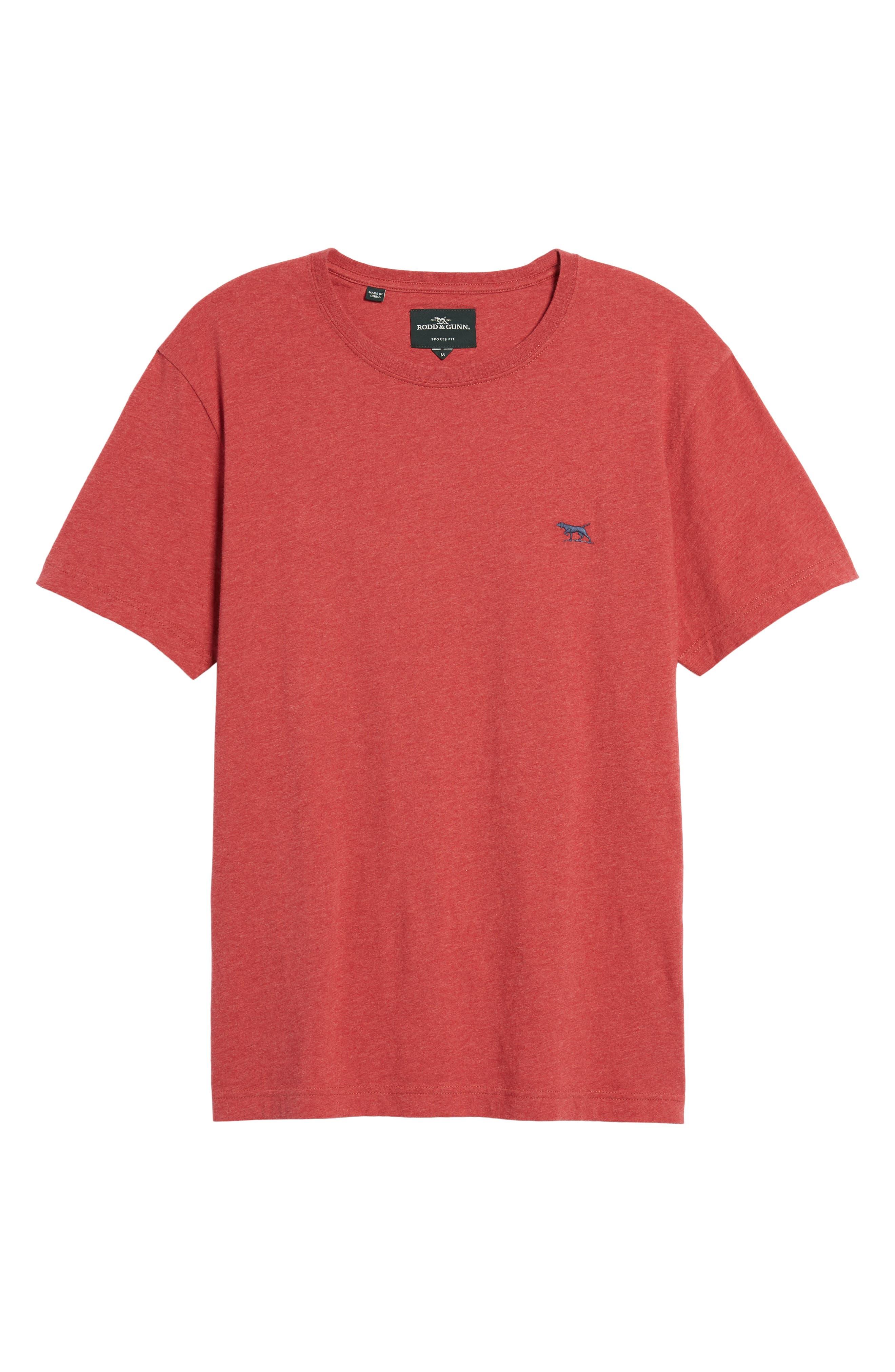 The Gunn T-Shirt,                             Alternate thumbnail 81, color,