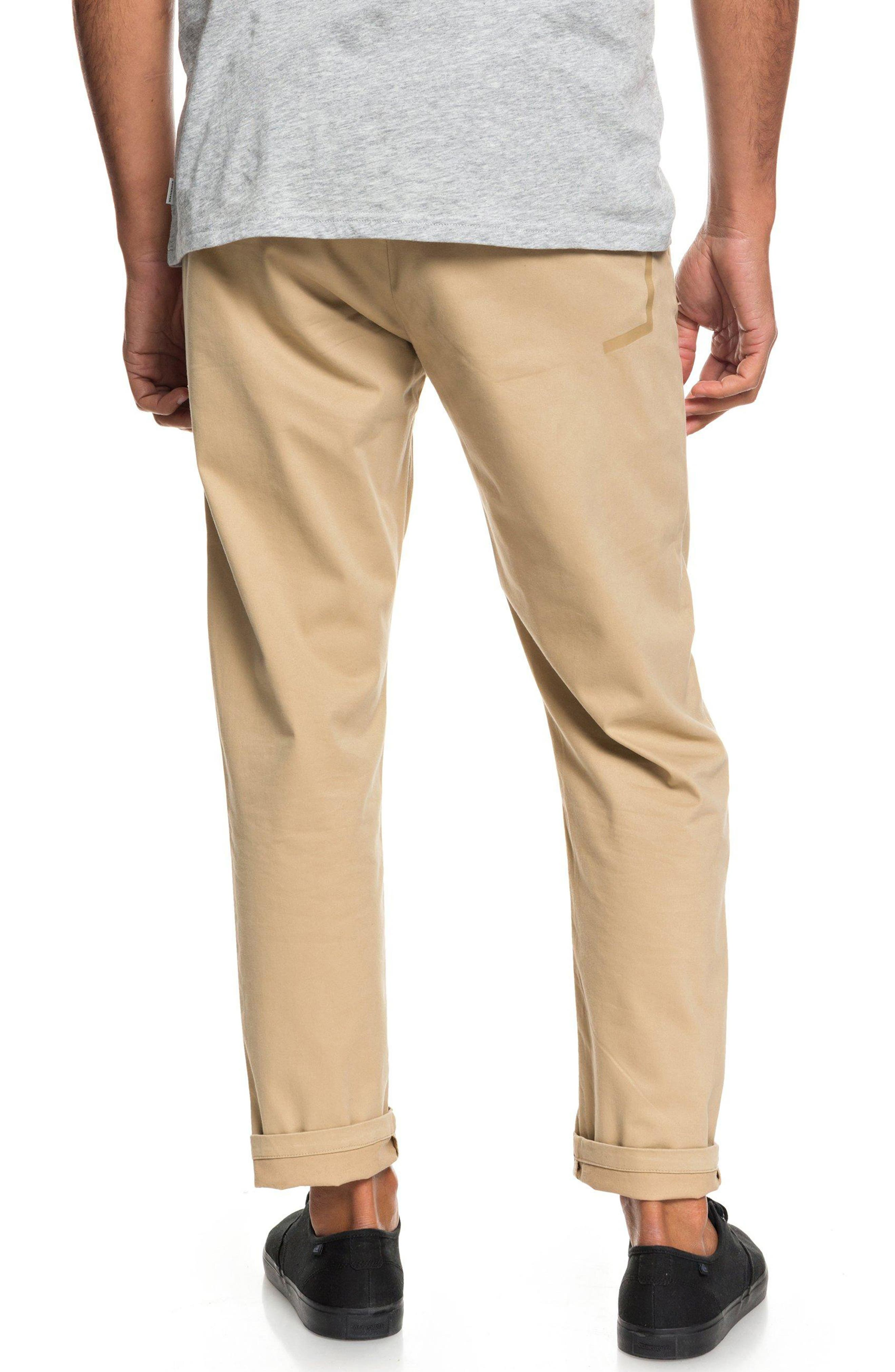 Slim Fit Chinos,                             Alternate thumbnail 2, color,                             PLAGE