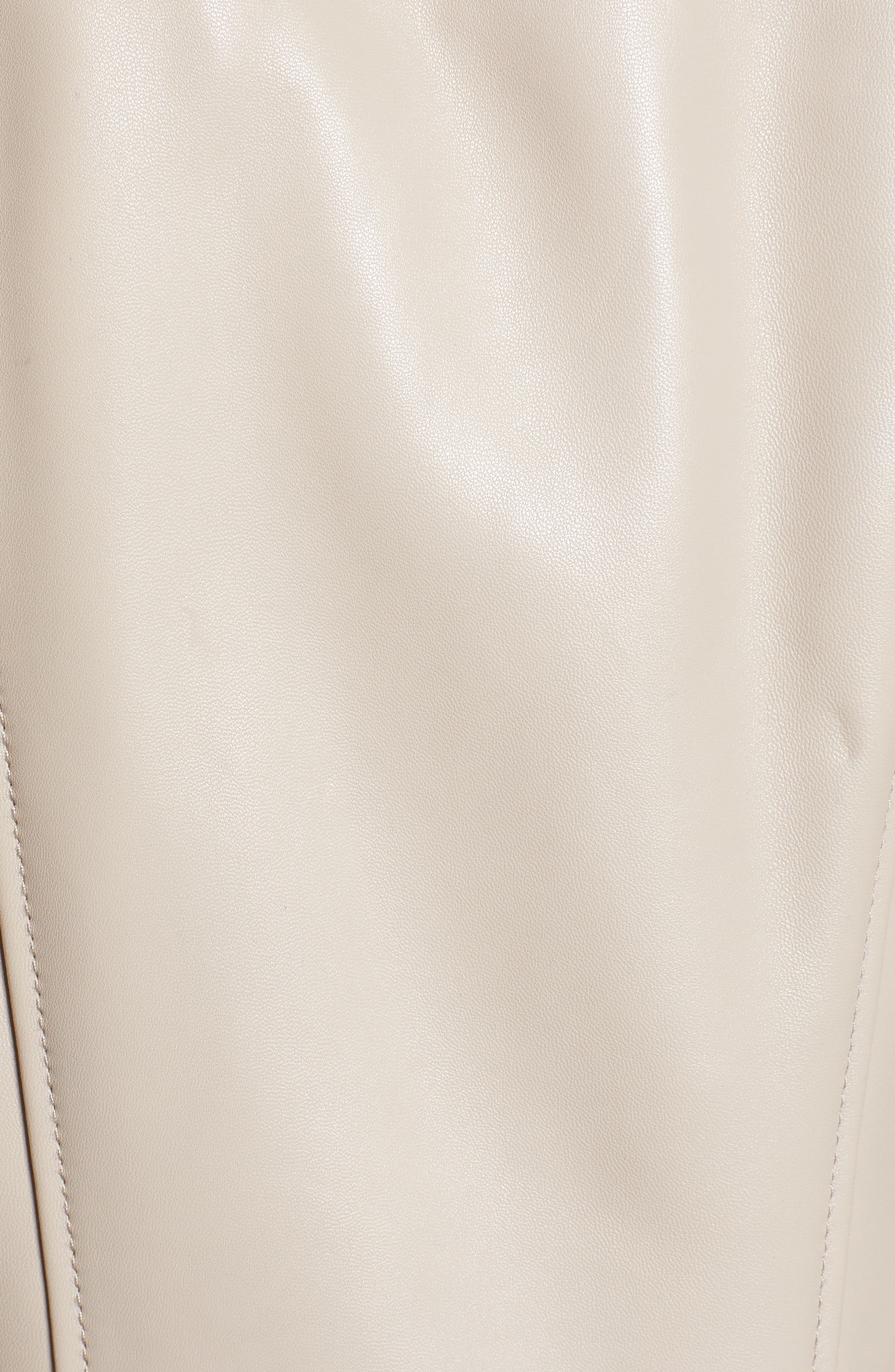 Classic Leather Moto Jacket,                             Alternate thumbnail 13, color,