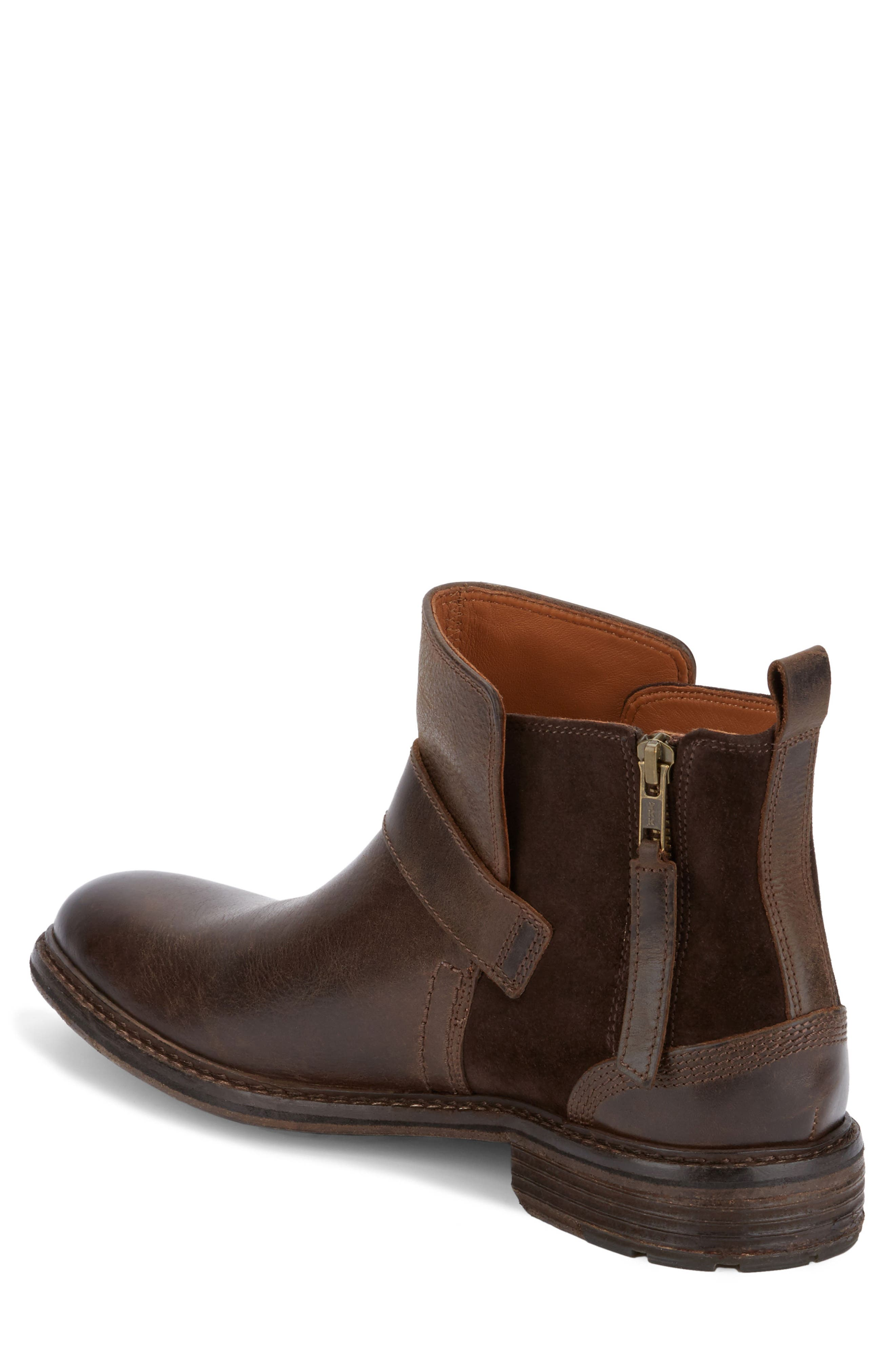 Hawk Buckle Boot,                             Alternate thumbnail 2, color,                             201