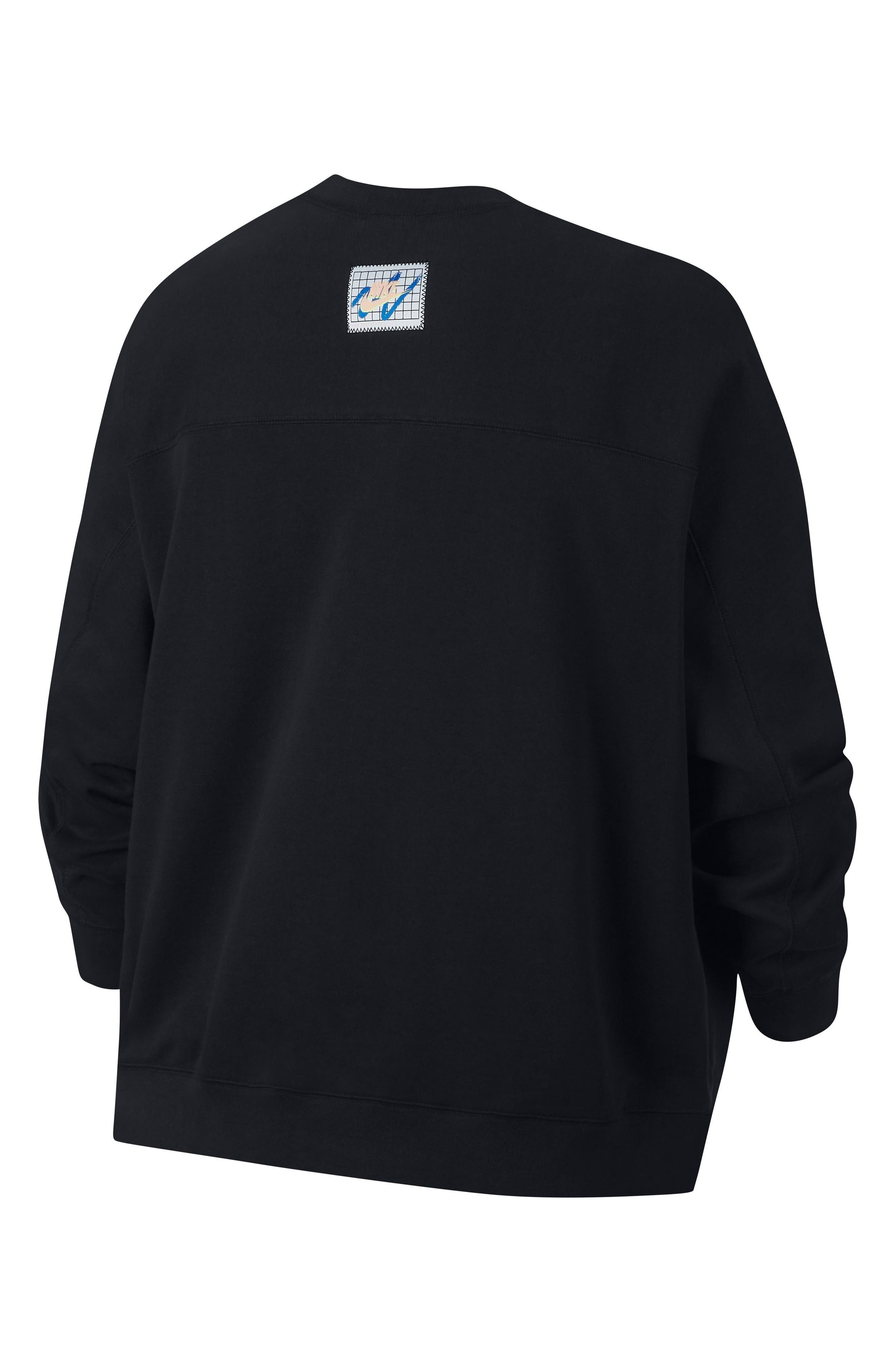 Sportswear Archive Sweatshirt,                             Alternate thumbnail 8, color,                             010