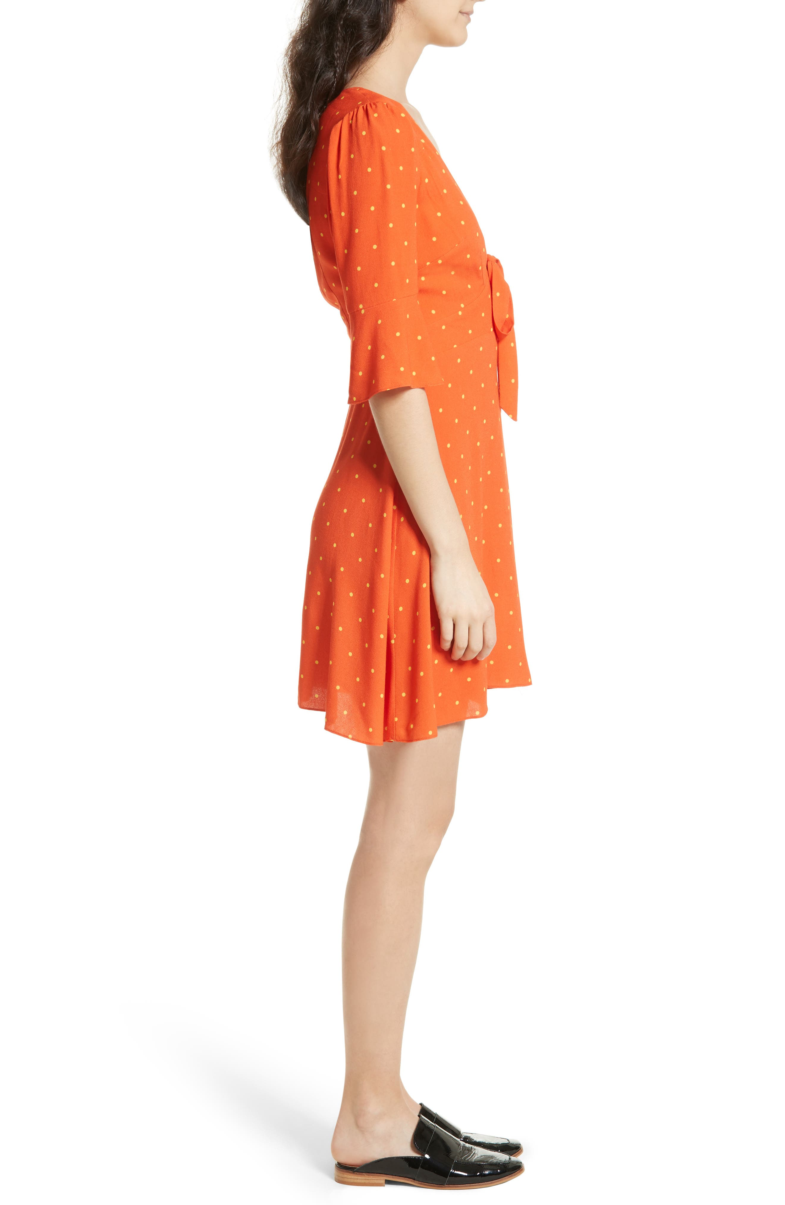 All Yours Minidress,                             Alternate thumbnail 6, color,