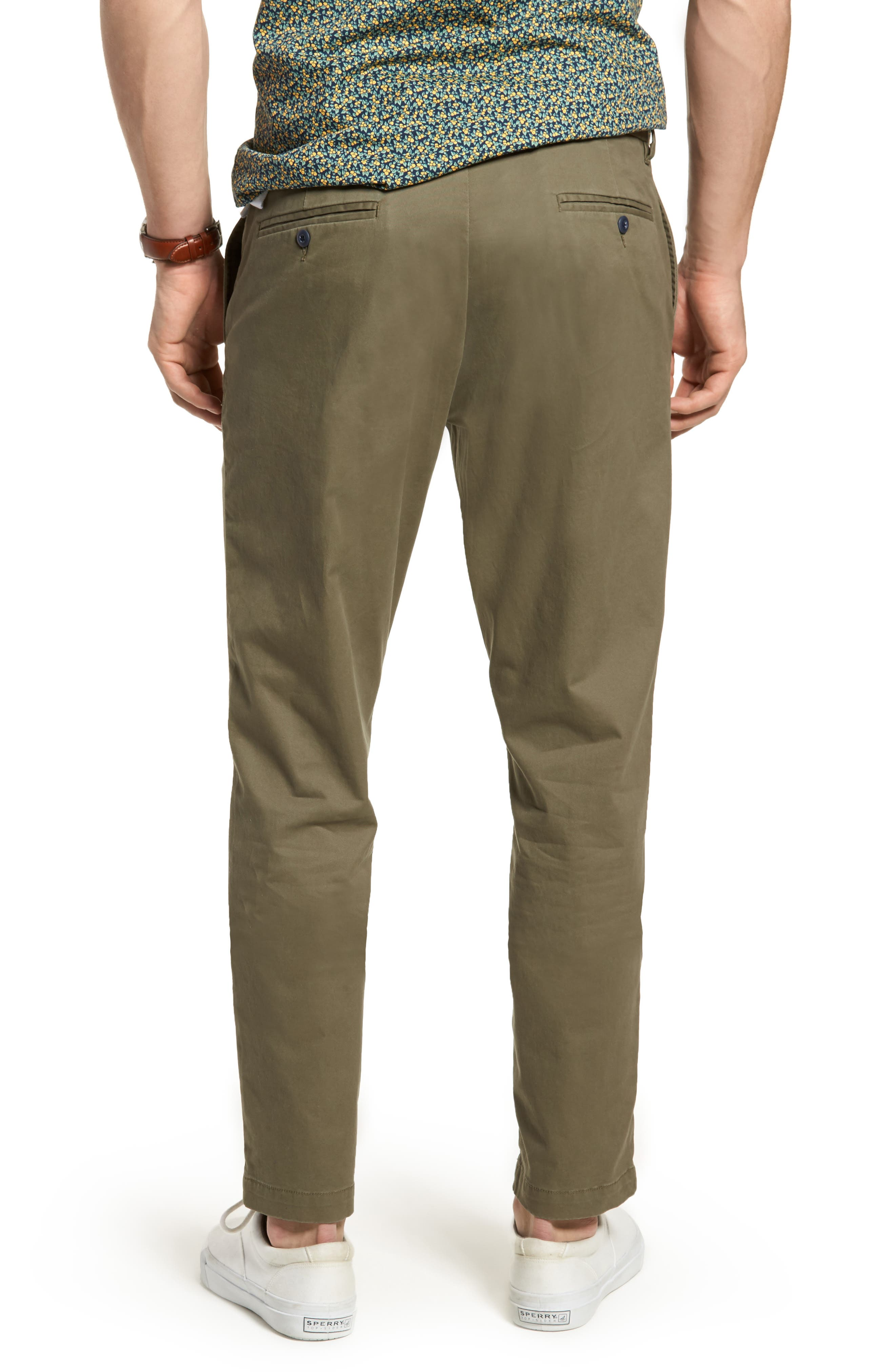 Fremont Relaxed Slim Fit Chinos,                             Alternate thumbnail 11, color,