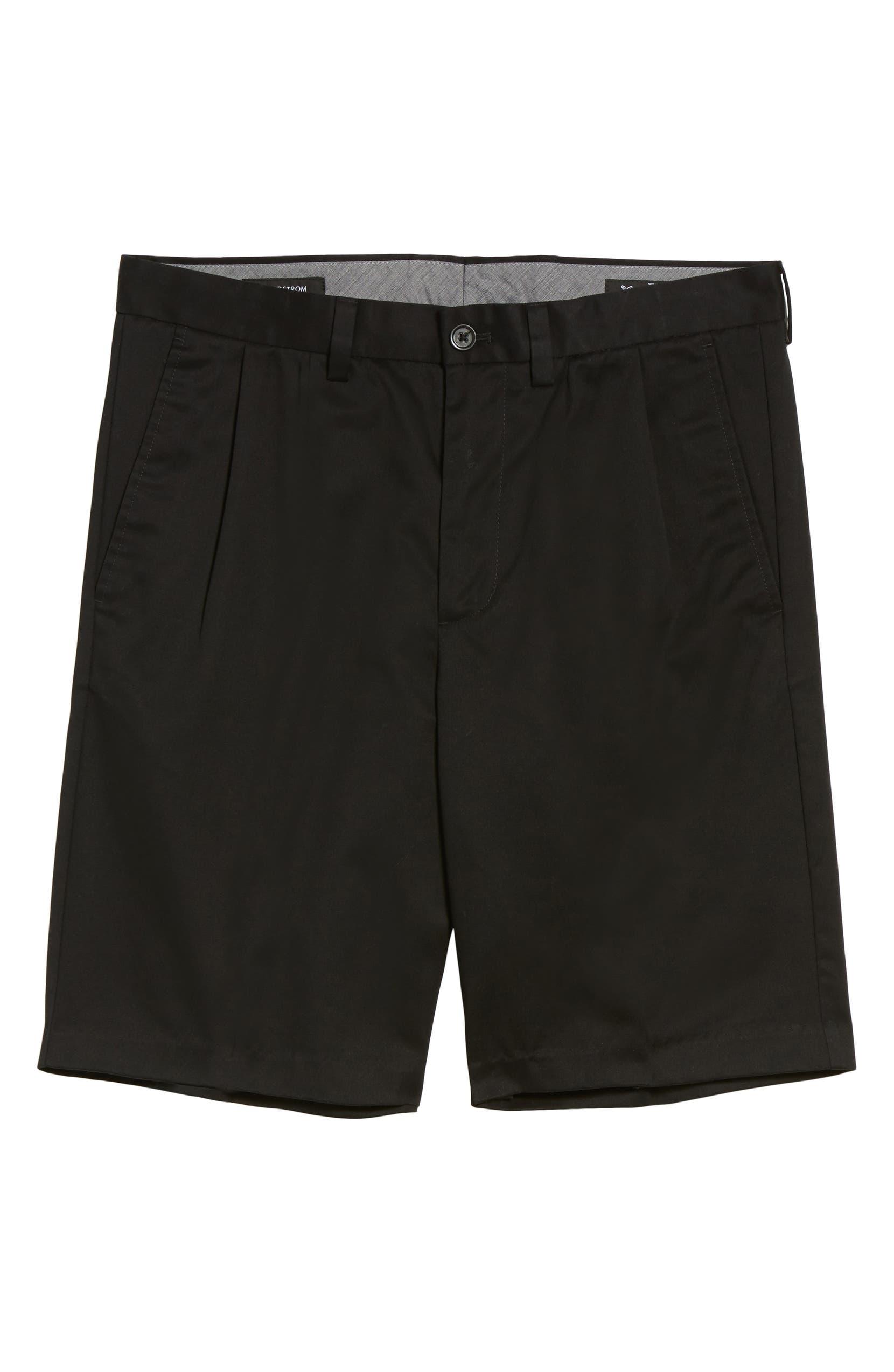 Nordstrom Men s Shop Smartcare™ Pleated Shorts  b0f4f036c
