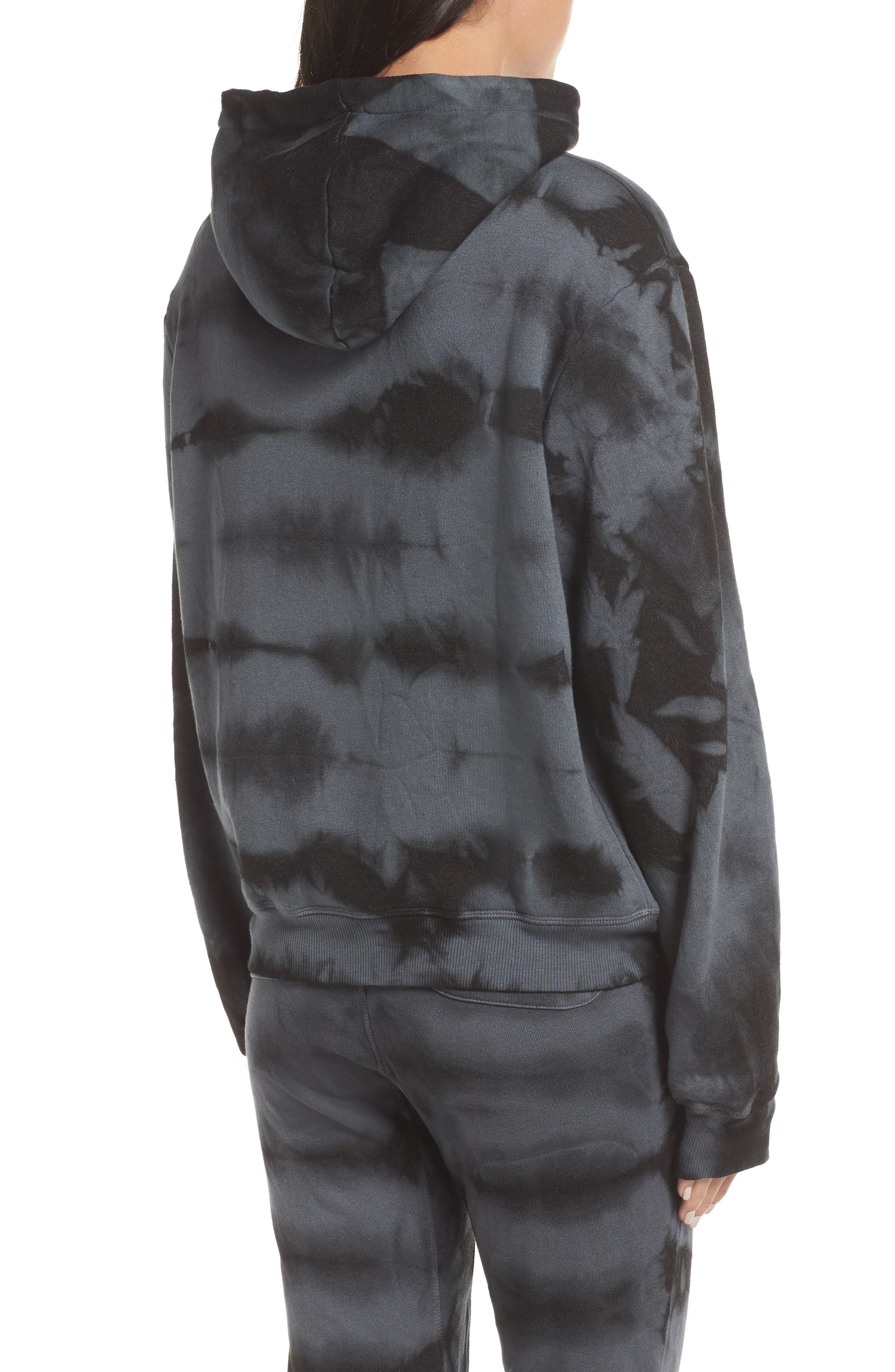 RAGDOLL Hoodie Sweatshirt in Black